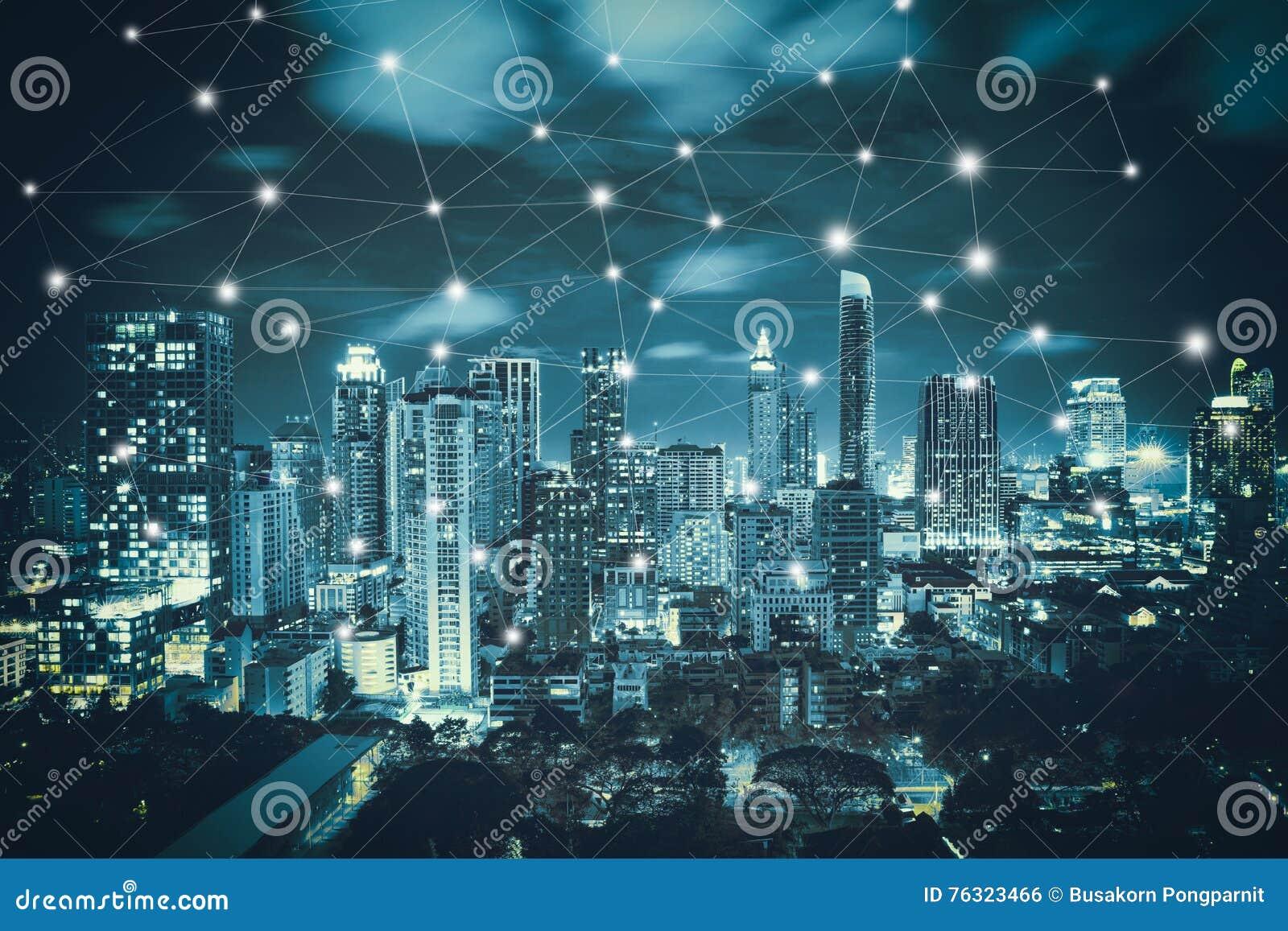 Città e radio astute