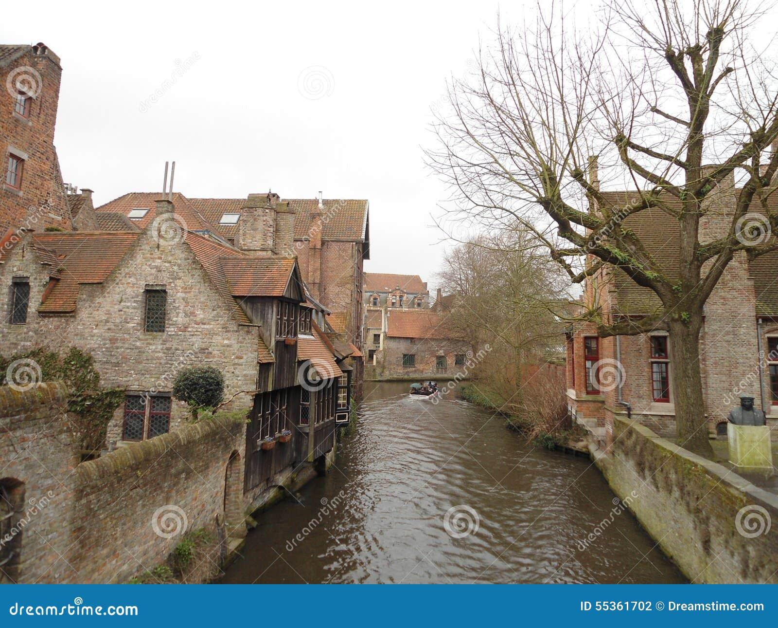 Città medievale di Bruges