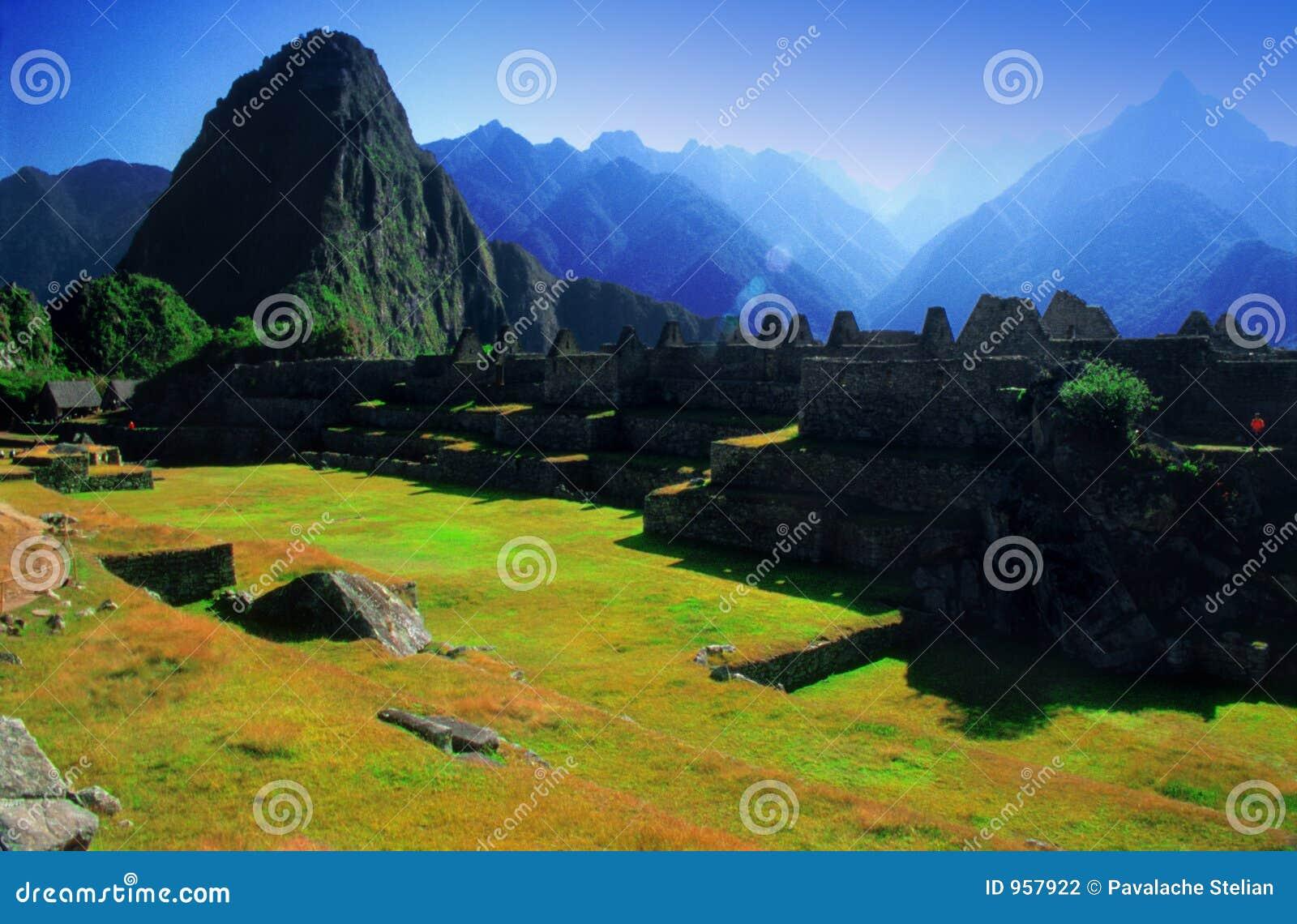 Città persa di Machu Picchu