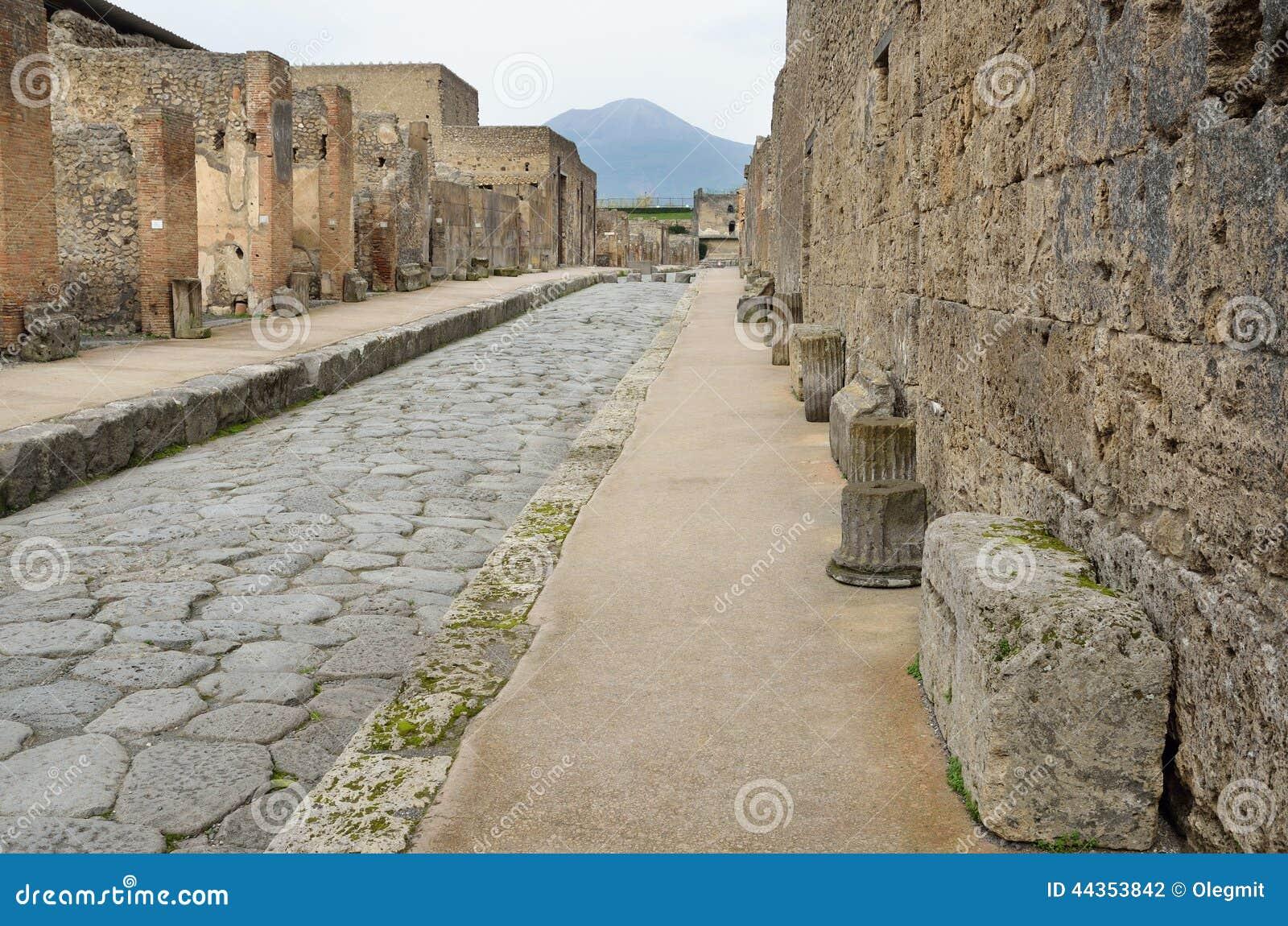 Città ristabilita Pompei
