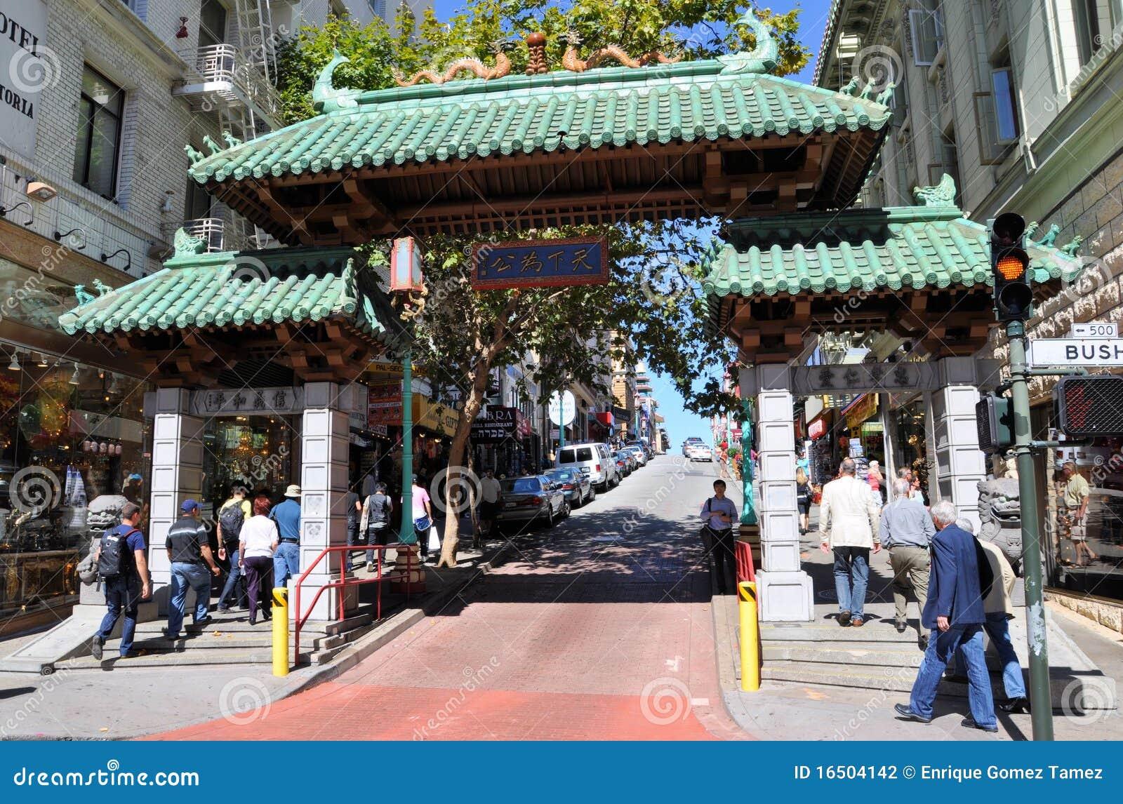 Città San Francisco della Cina