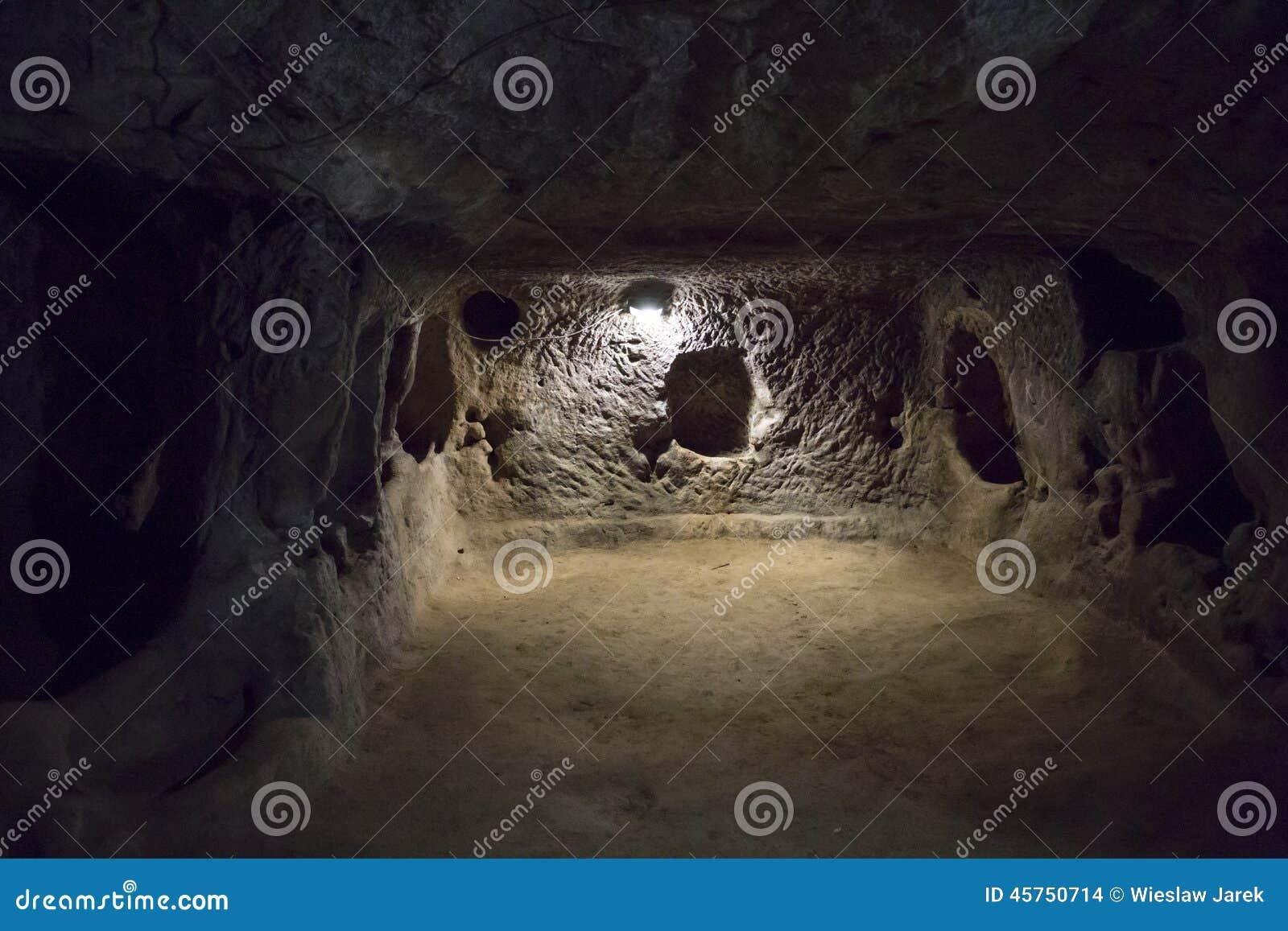 Città sotterranea di Derinkuyu, Cappadocia