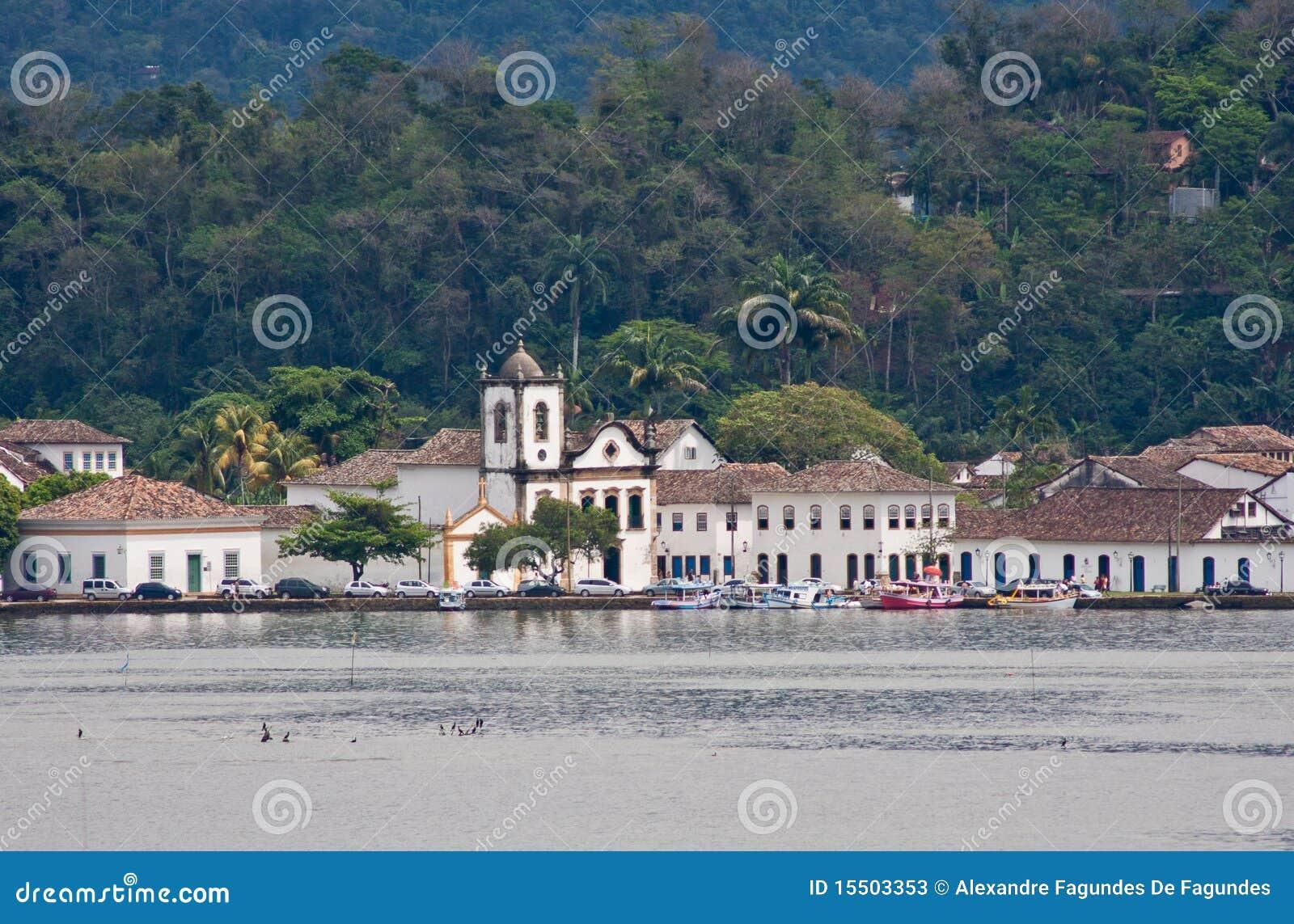 Città storica di Paraty