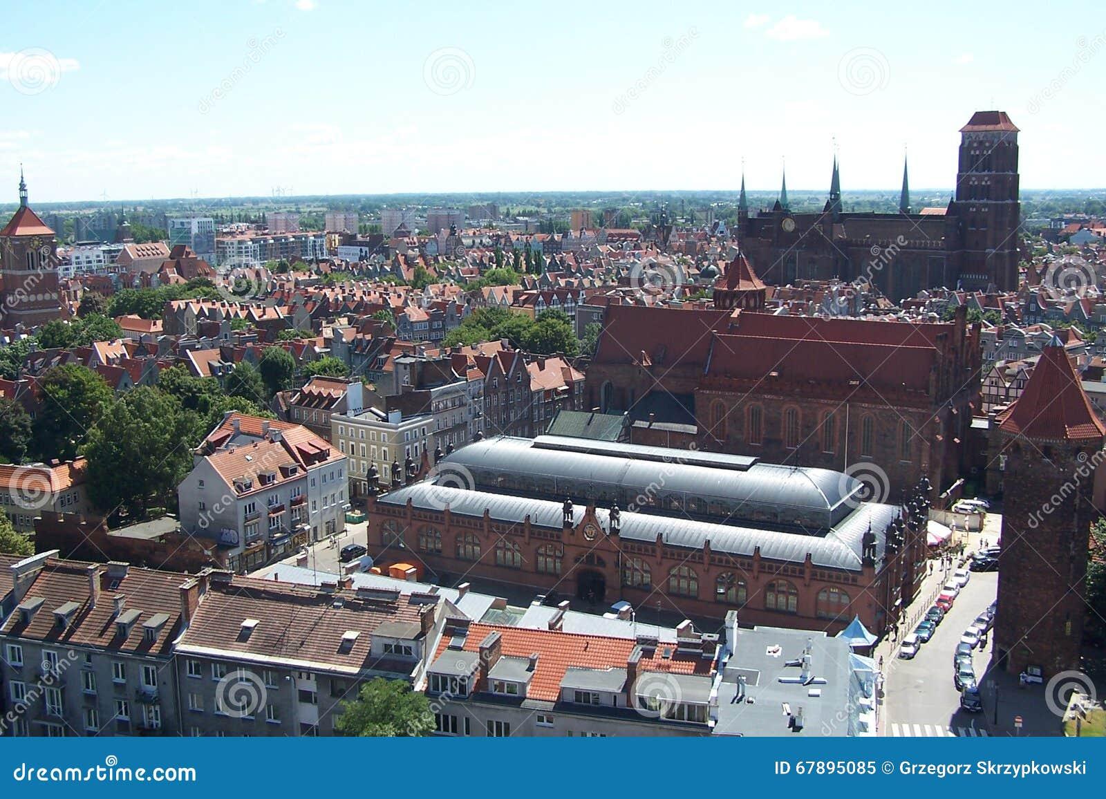 Città Vecchia - Danzica