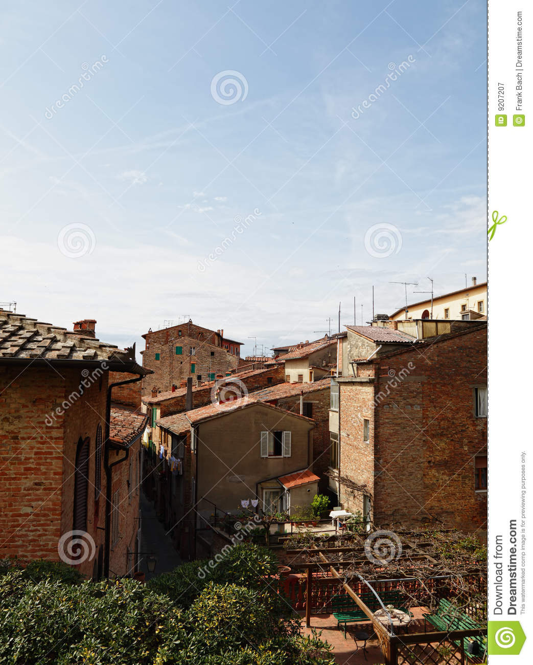 Citta della Pieve Italy  city photo : Citta Della Pieve, Umbria Italy Royalty Free Stock Photography Image ...
