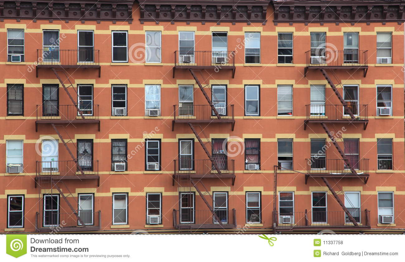City apartment building royalty free stock photos image for City apartment building