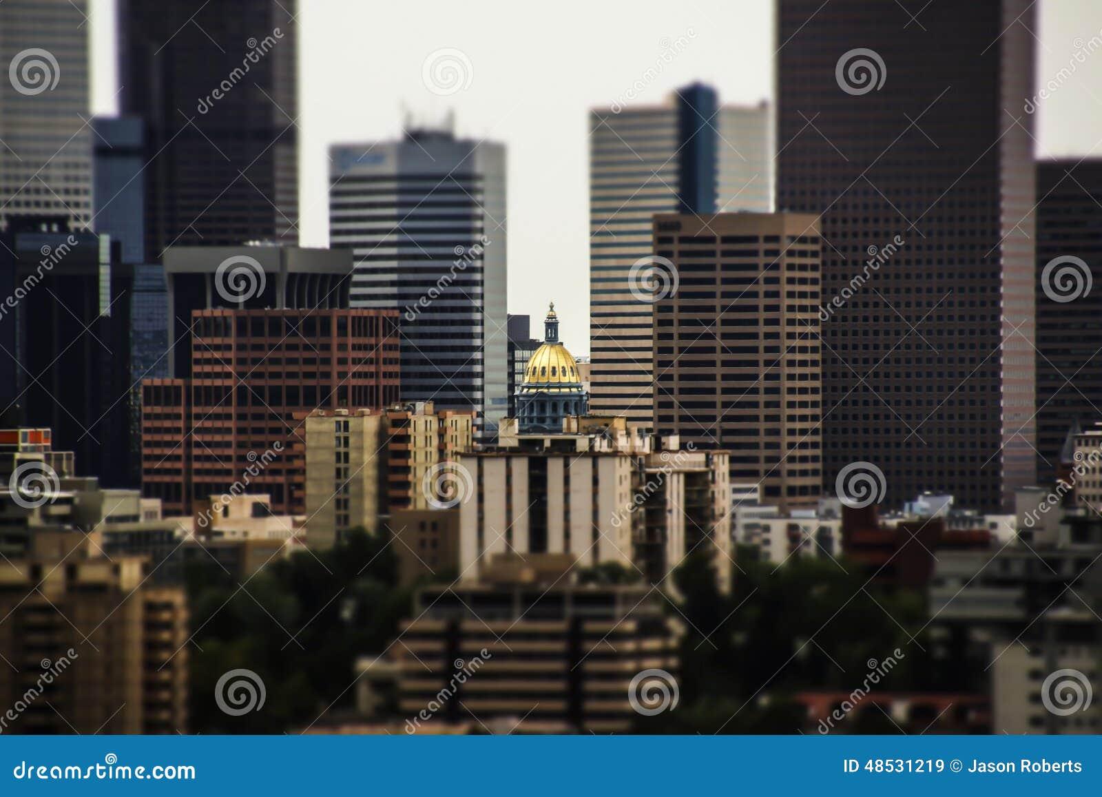 City of Denver Colorado