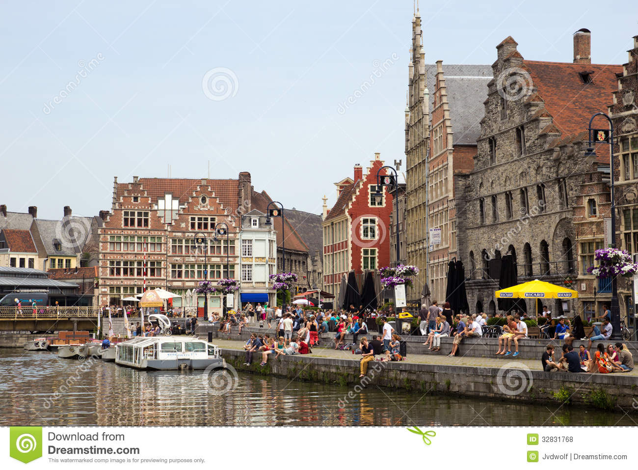 Ghent, Belgium: description, history of the city, sights and interesting facts 29