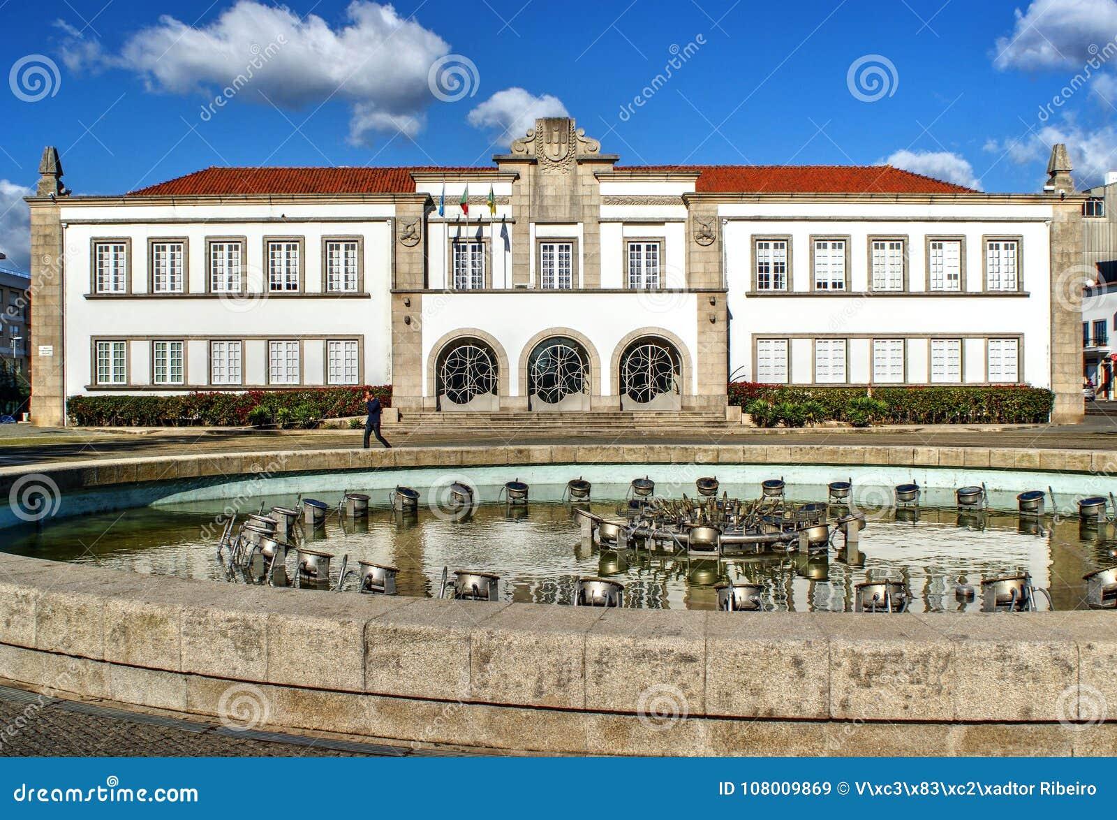 City Hall of Espinho