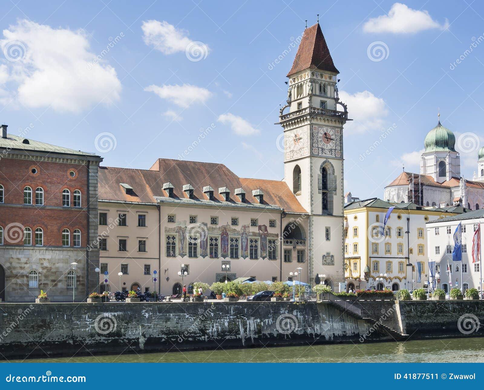 City Hall Passau