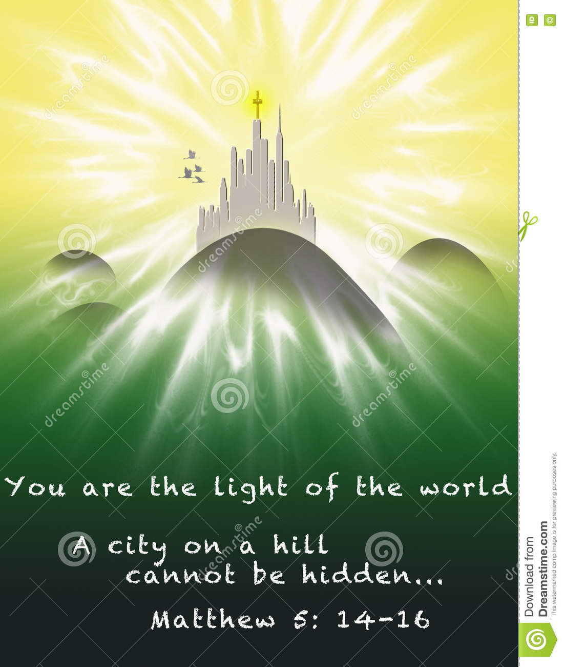 city on a hill quote