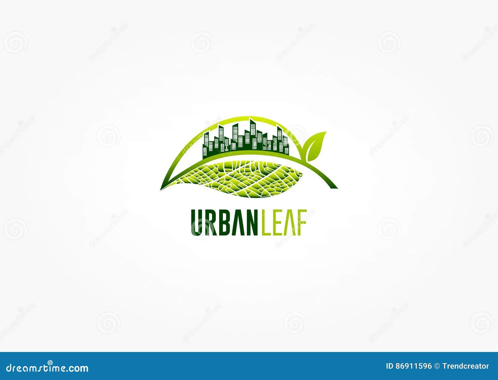 Ecology concept icon cartoon vector for Logo jardin