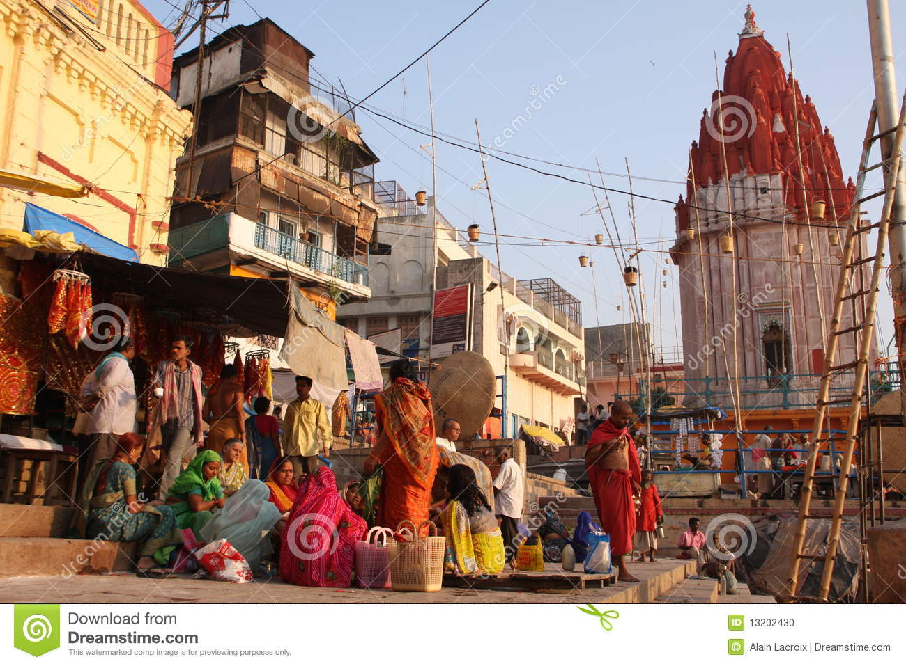City Life In India Editorial Image Image 13202430