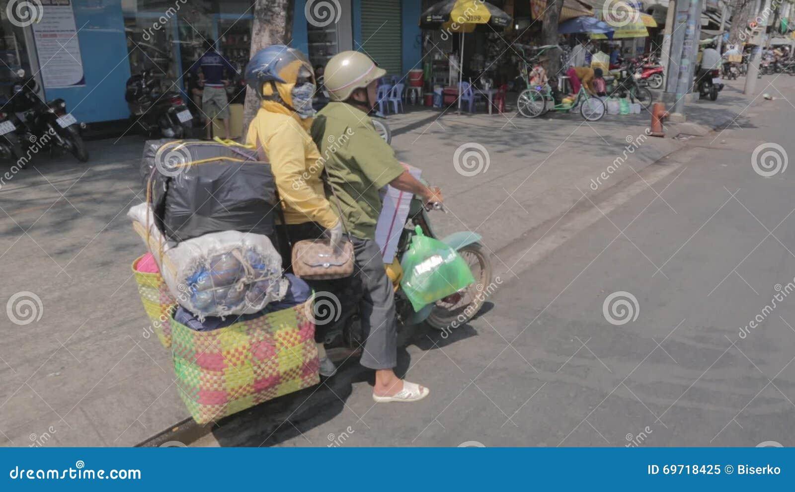 Vietnam City Life