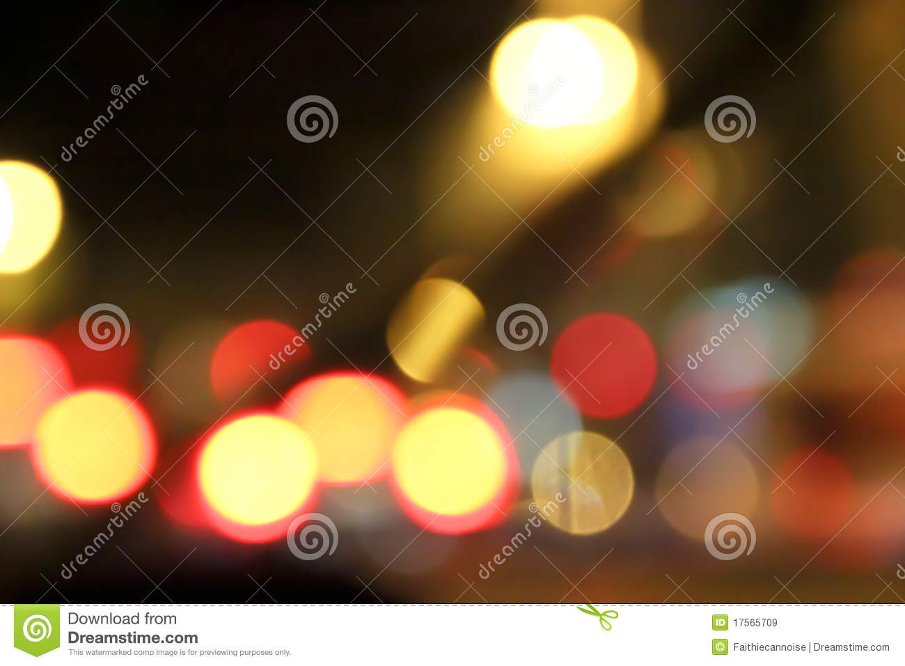 bokeh city lights photo - photo #48