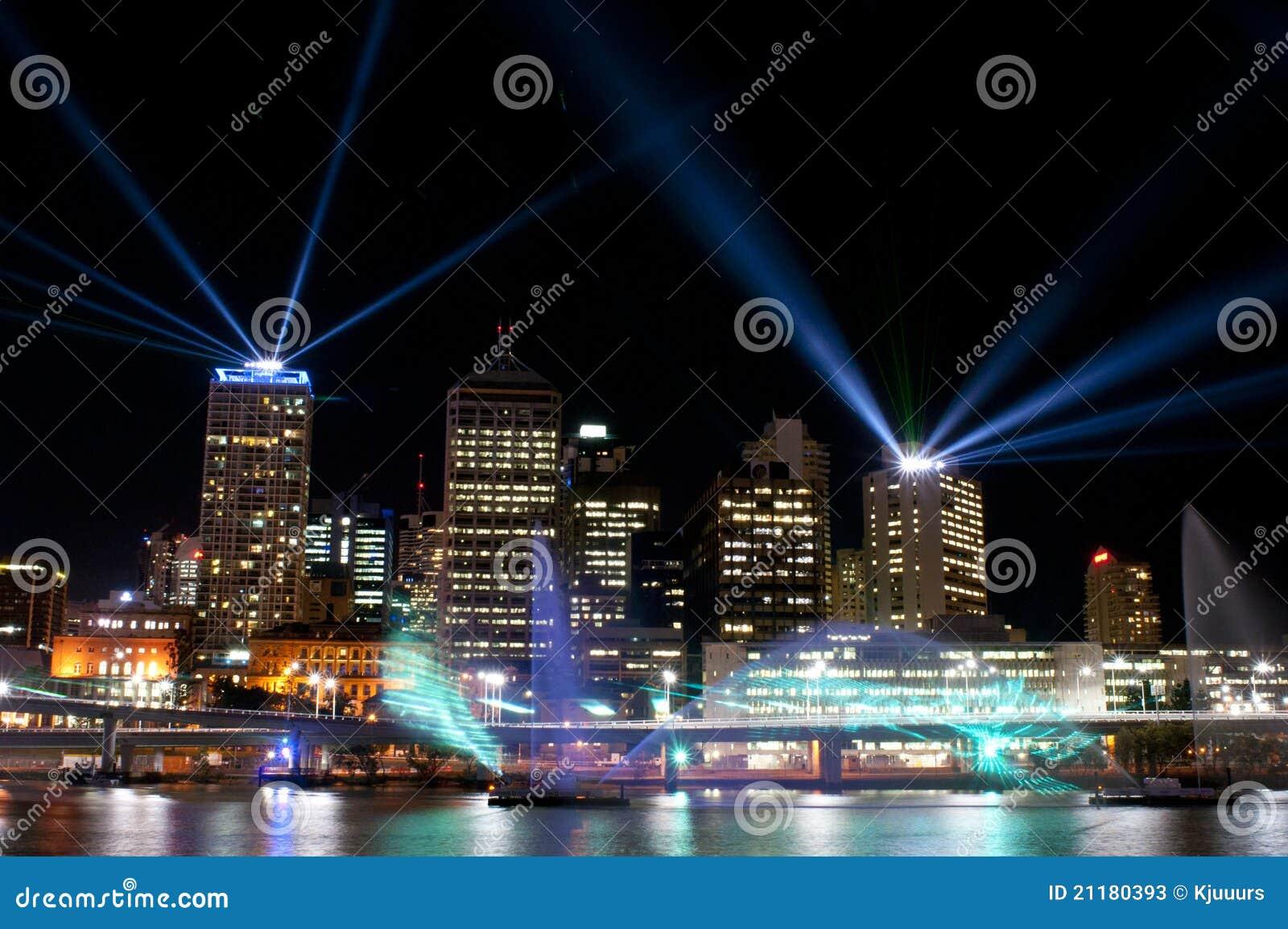 City of Lights, Brisbane, Australia