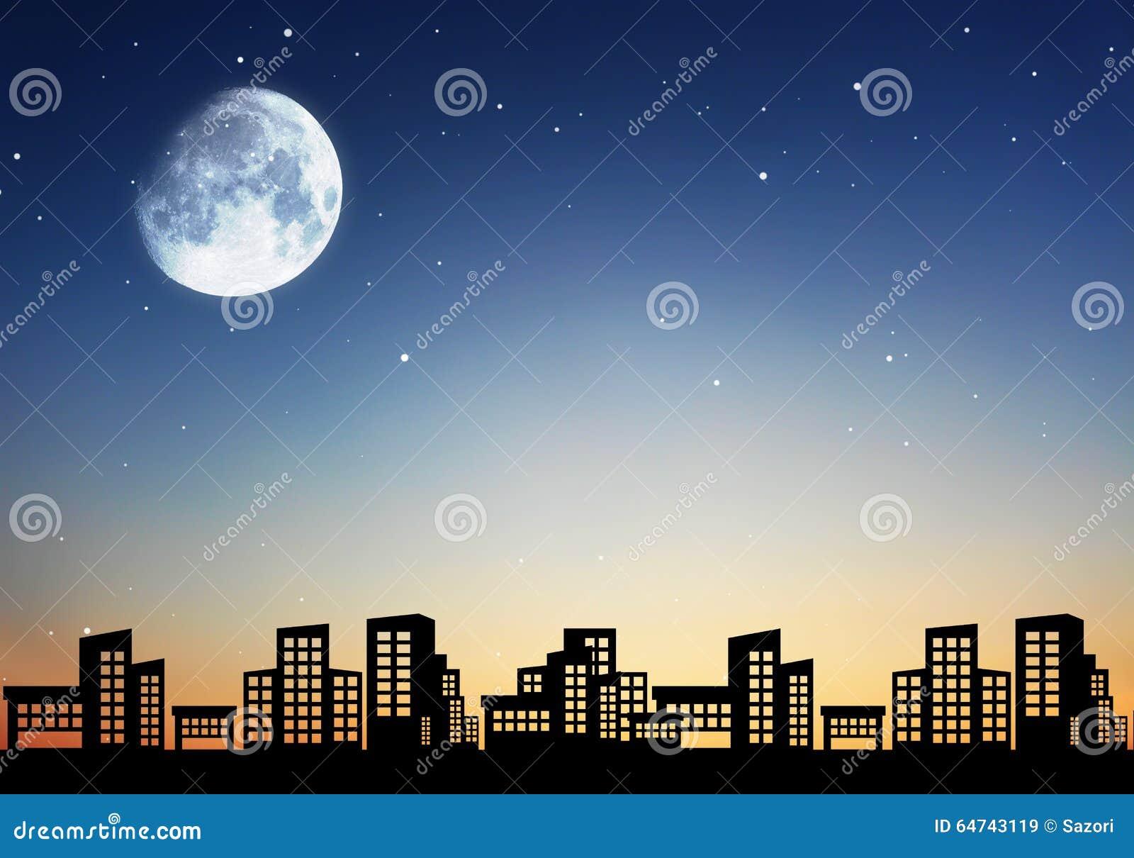 city night sky background - photo #19