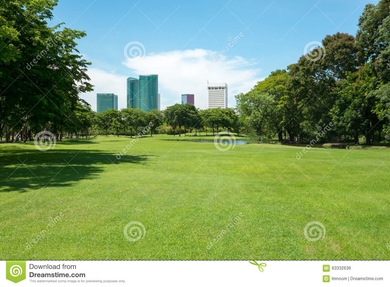 Download City park stock photo. Image of field, district, commercial - 63332636