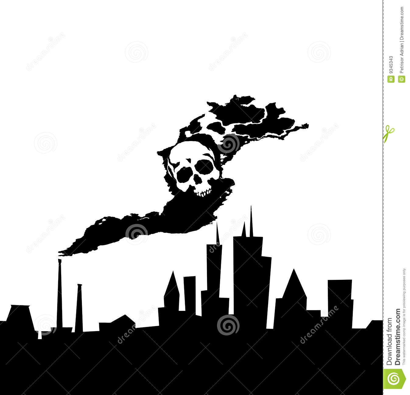 industrial pollution clipart - photo #24