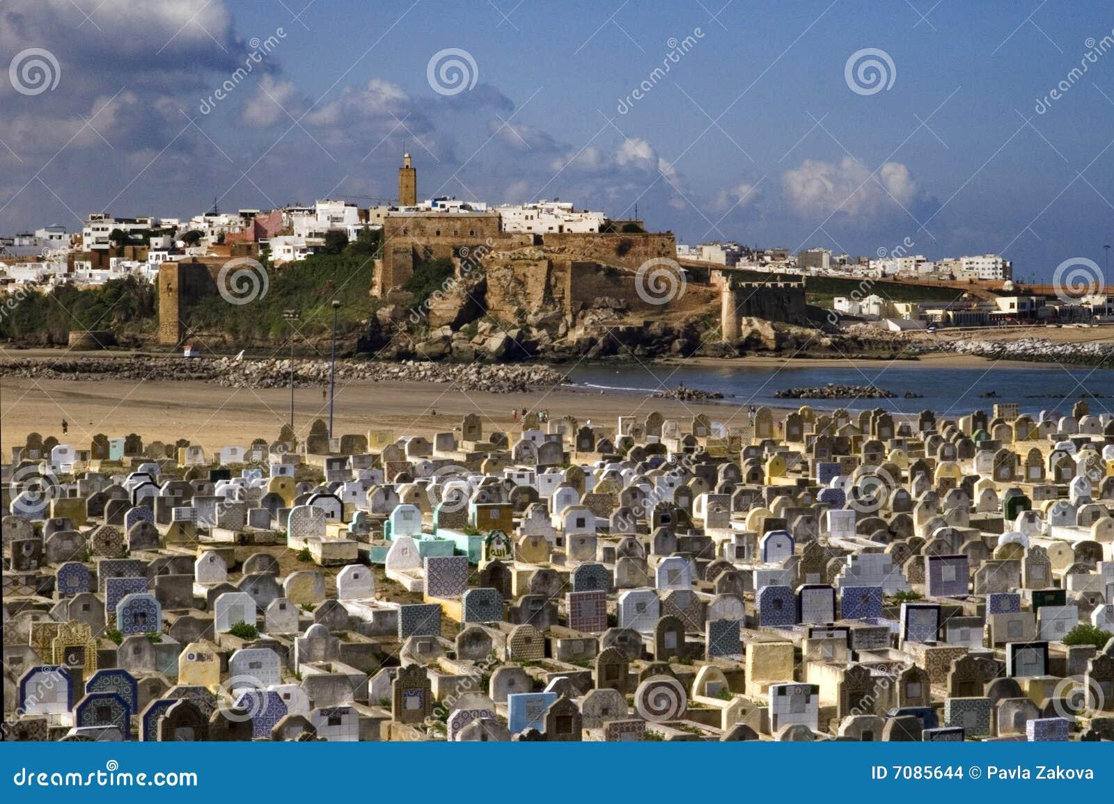 City of Rabat, Morocco