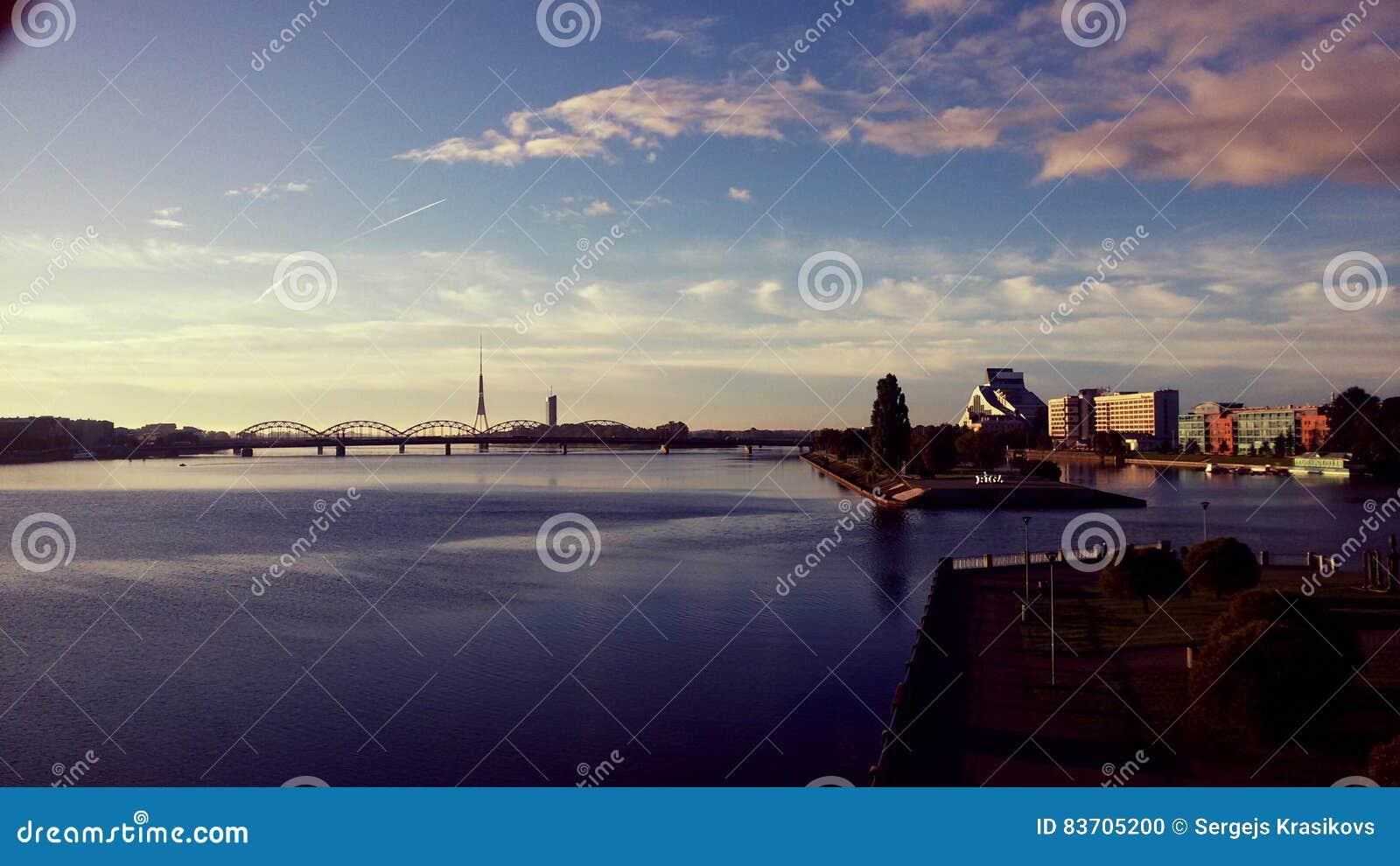 City Editorial Image