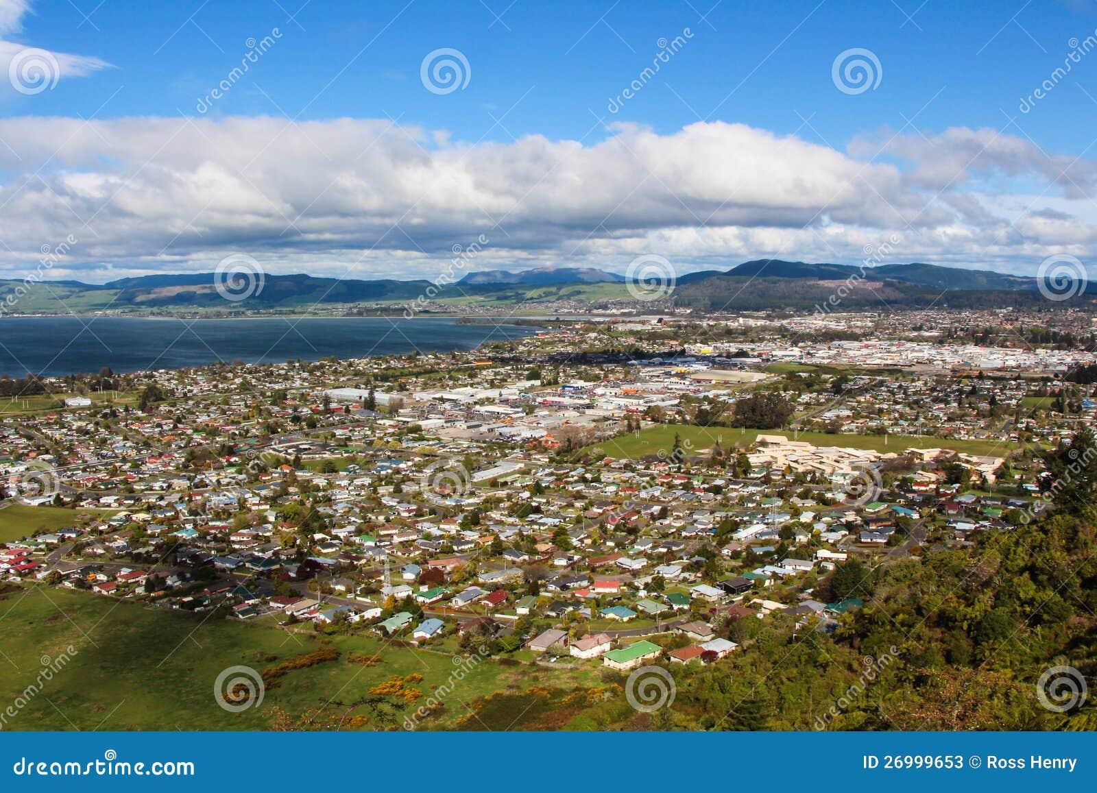 City Of Rotorua...