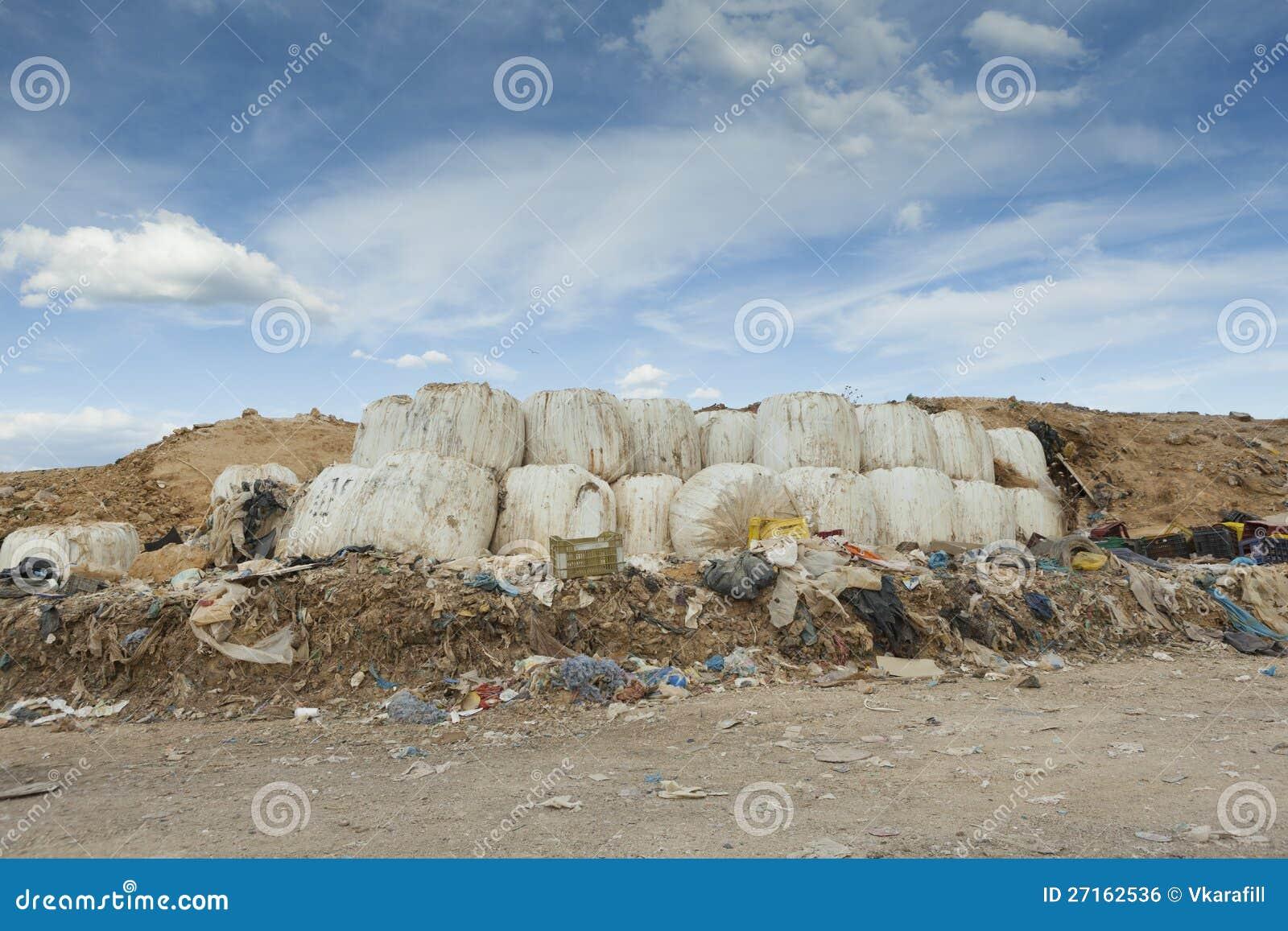 City s rubbish dump