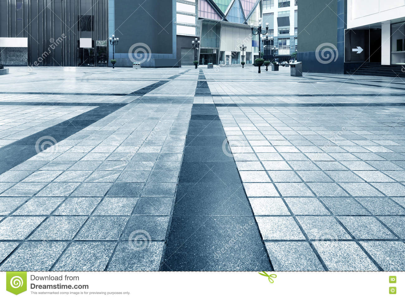 City square and floor tiles stock image image 76730233 city square and floor tiles dailygadgetfo Gallery