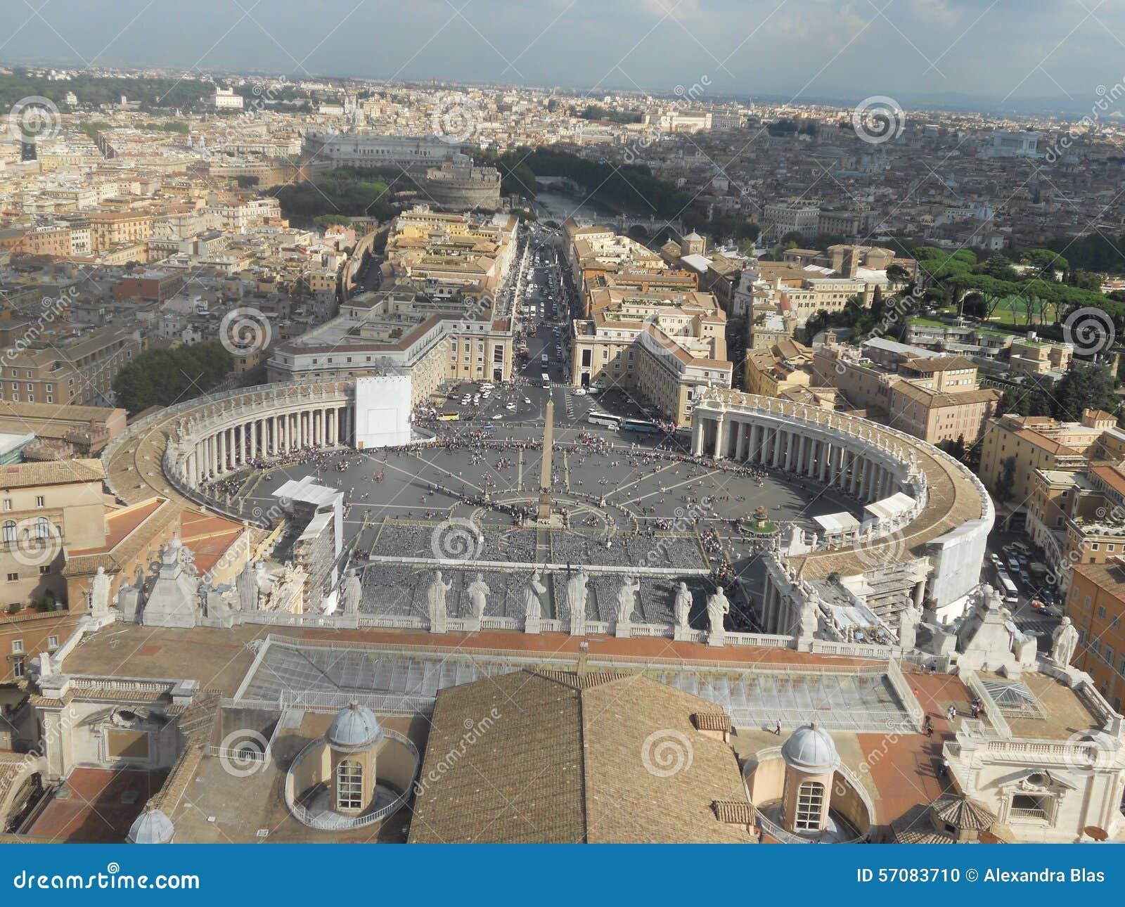The city of Vatican
