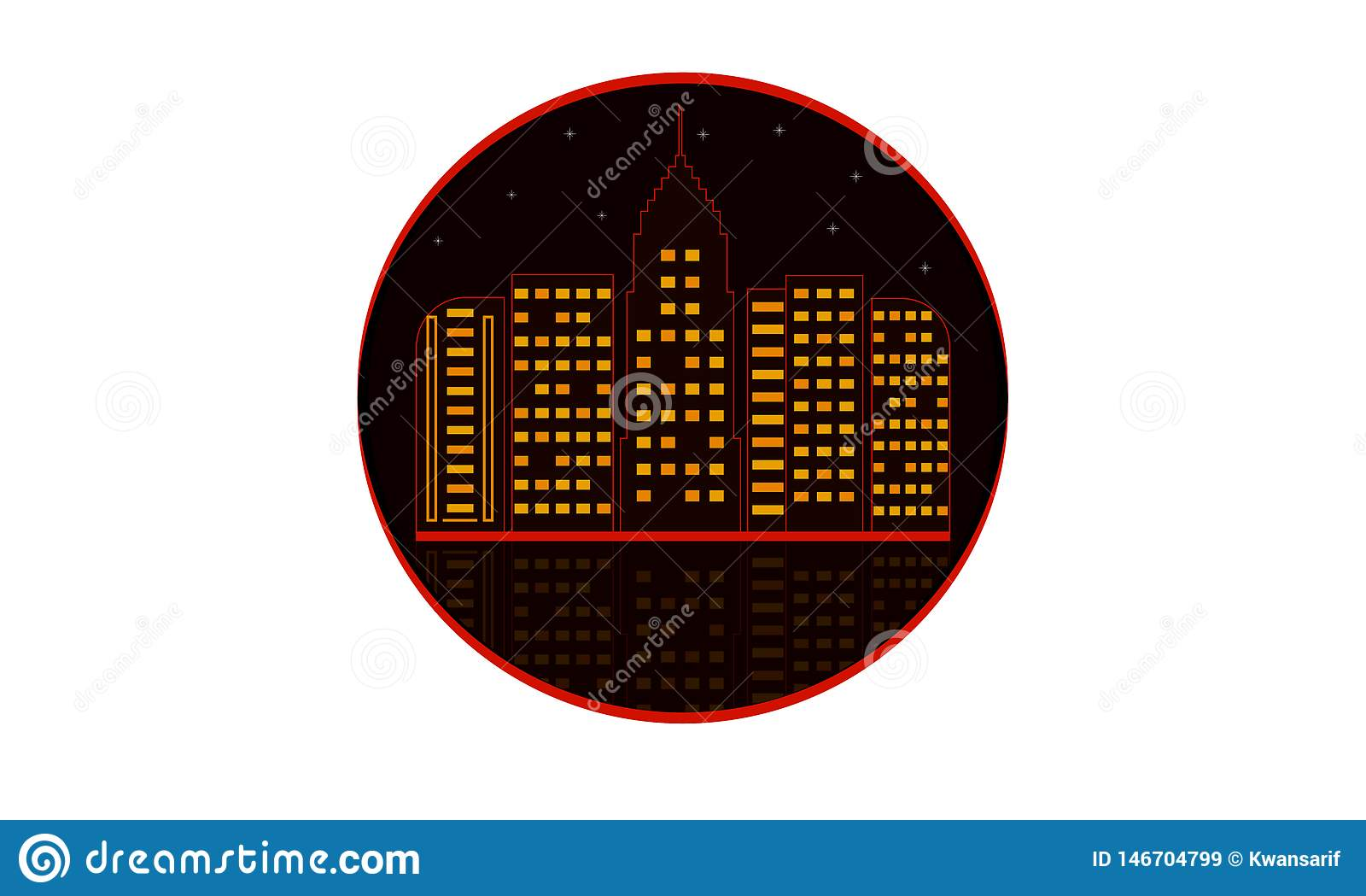 City Vector Illustrator
