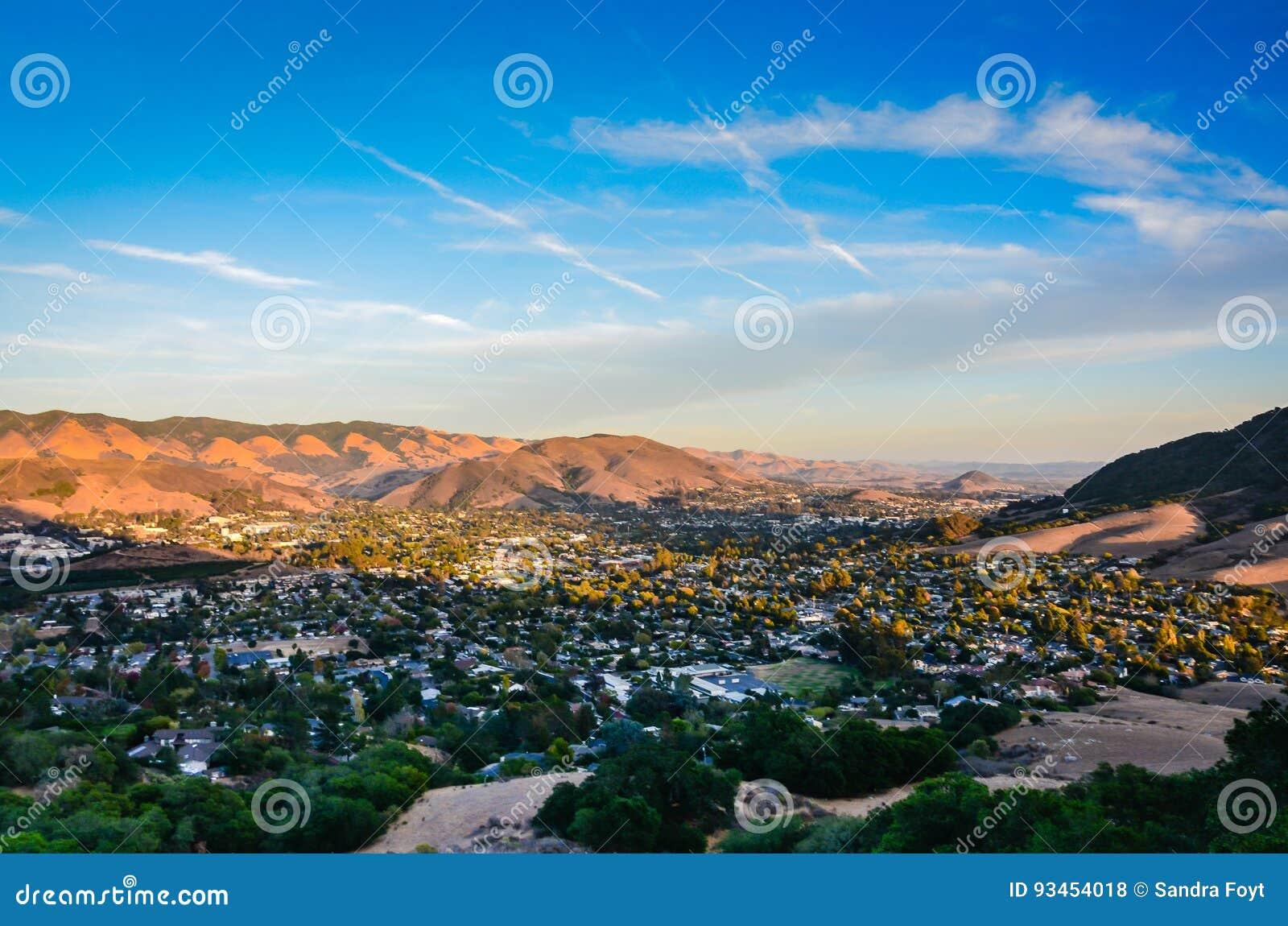 City View - Bishops Peak - San Luis Obispo, CA