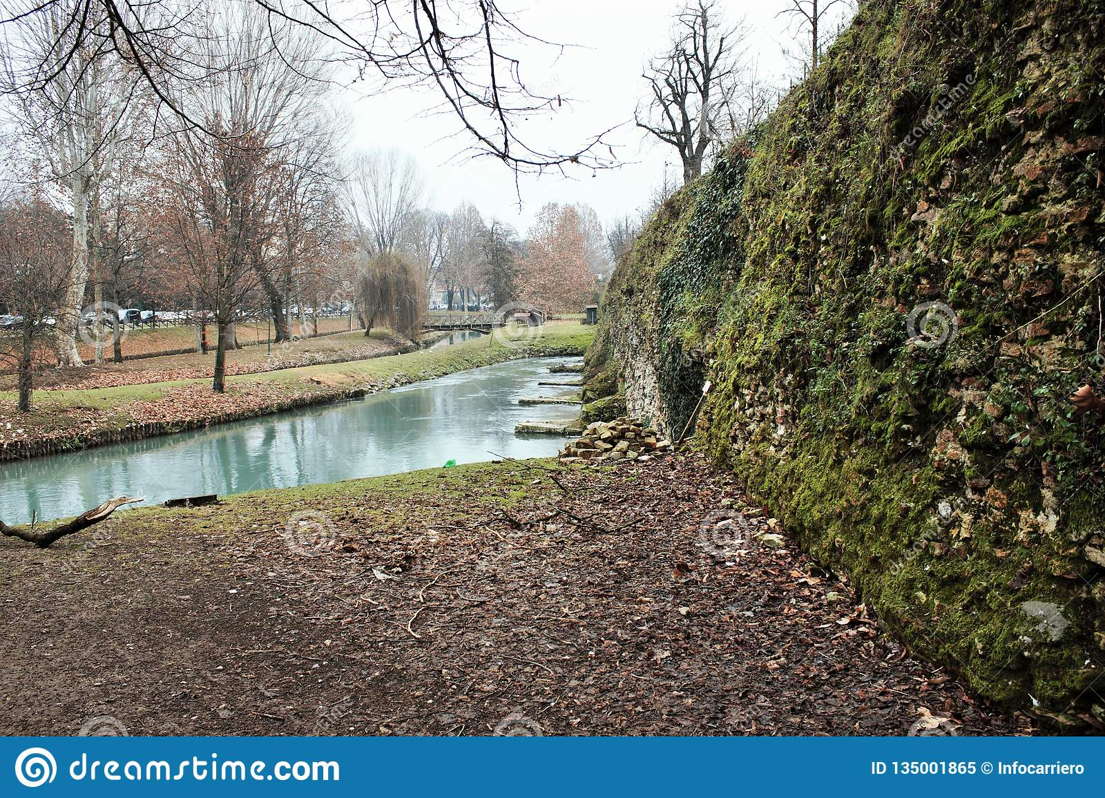 The city walls of Treviso, is the complex of defensive works erected over the centuries to defend the city from enemy attacks