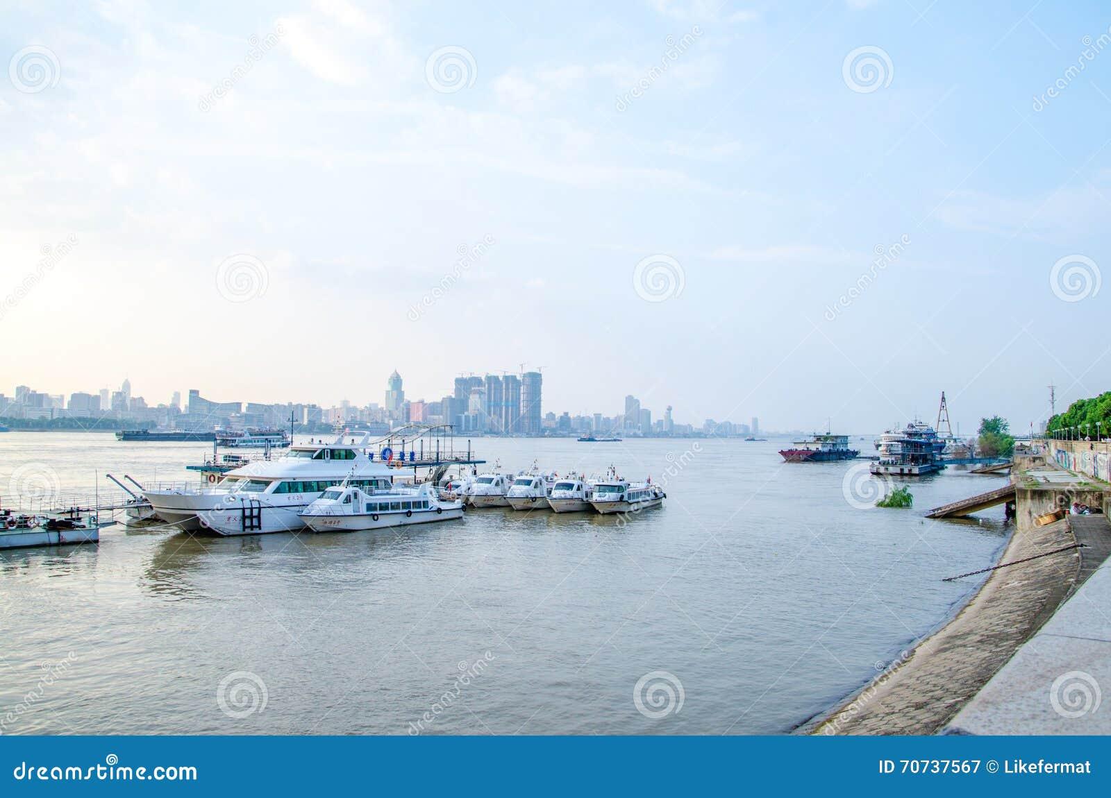 City of Wuhan, China