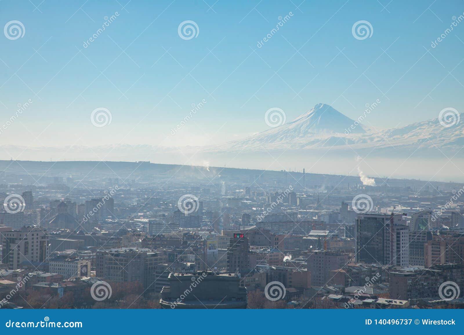 City of Yerevan