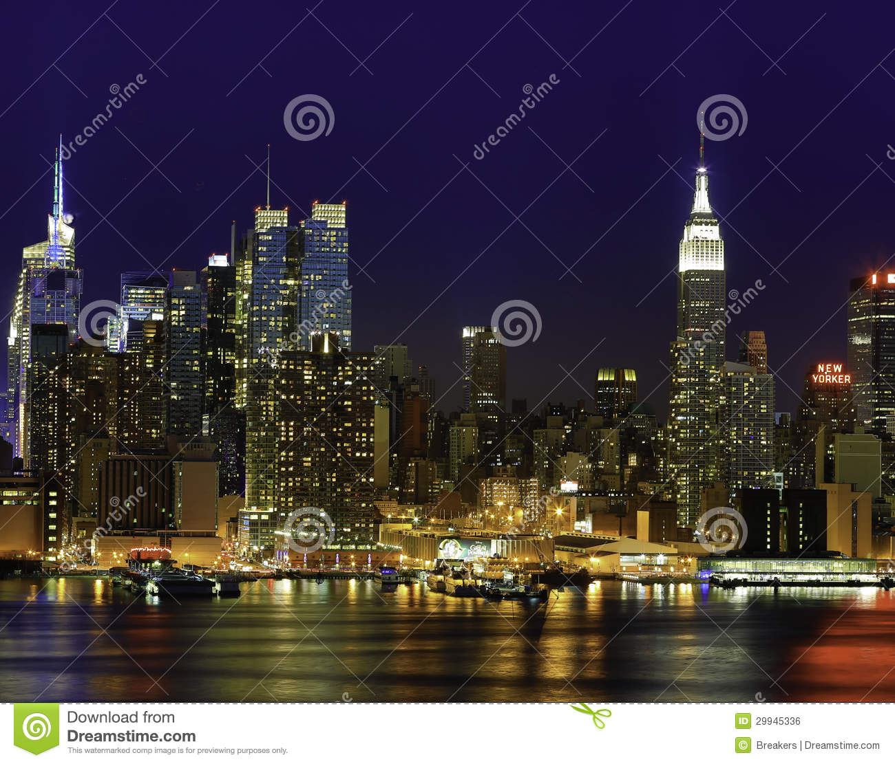 cities midtown east york united states