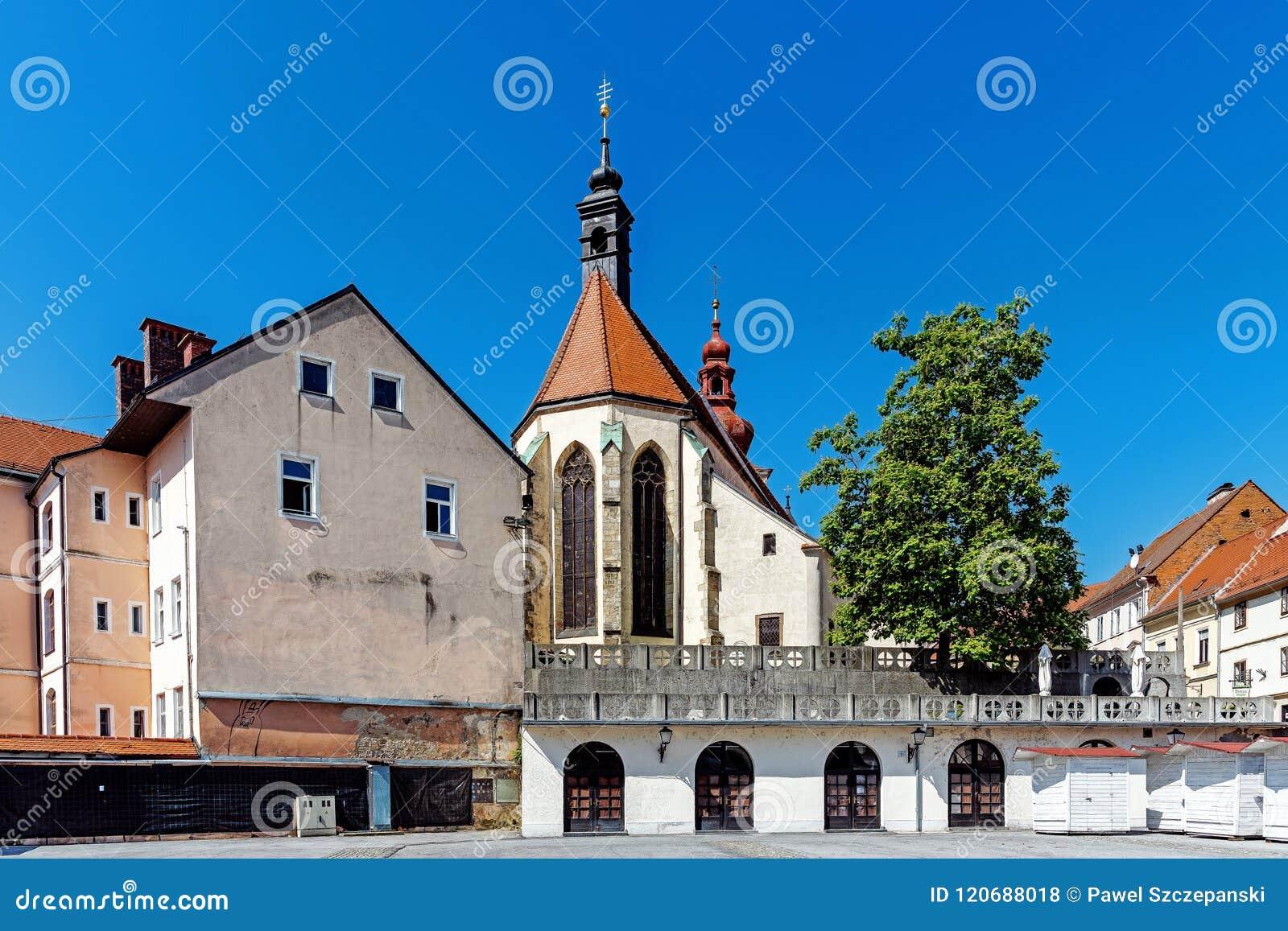 Cityscape of Ptuj