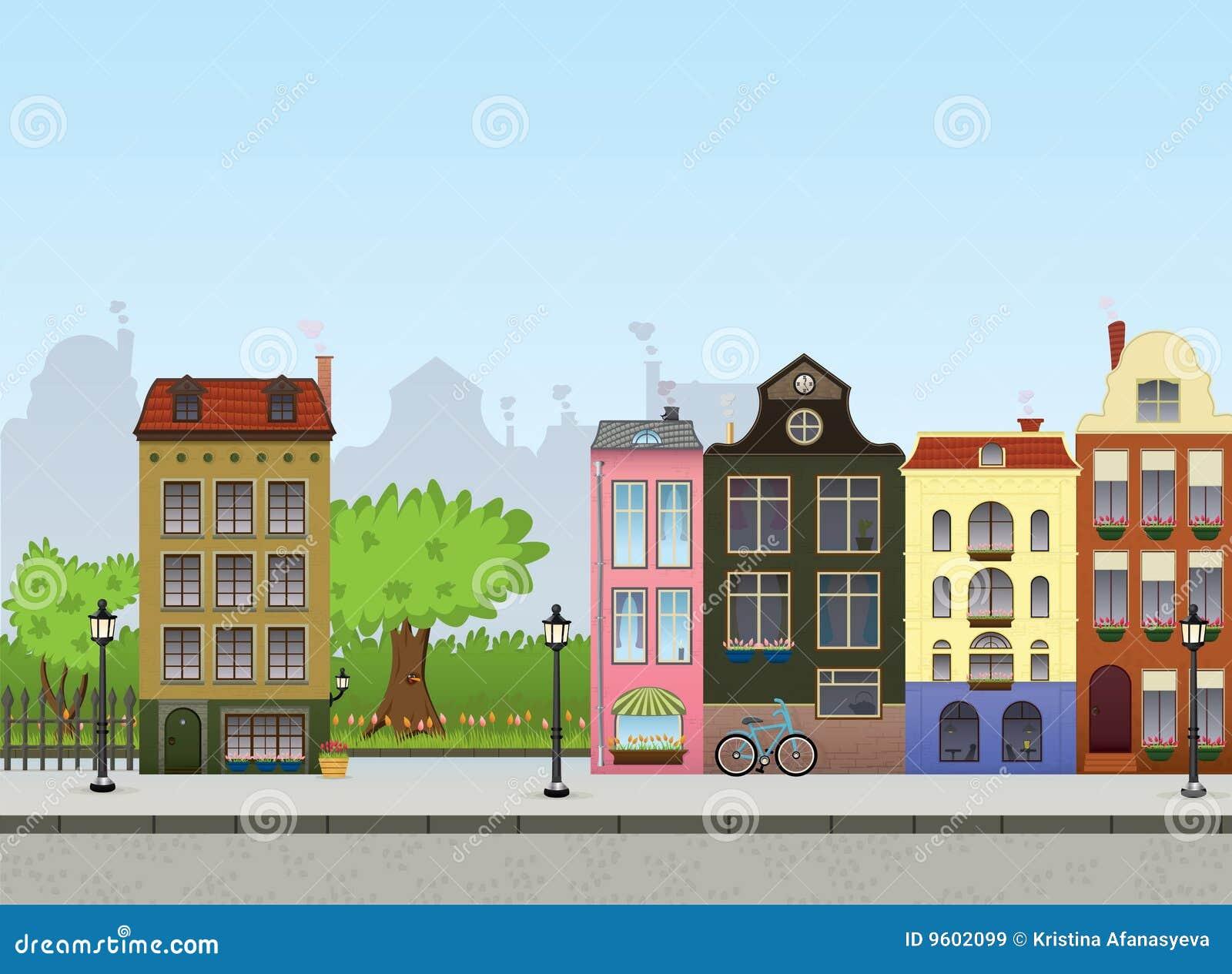 Cityscapeeuropean