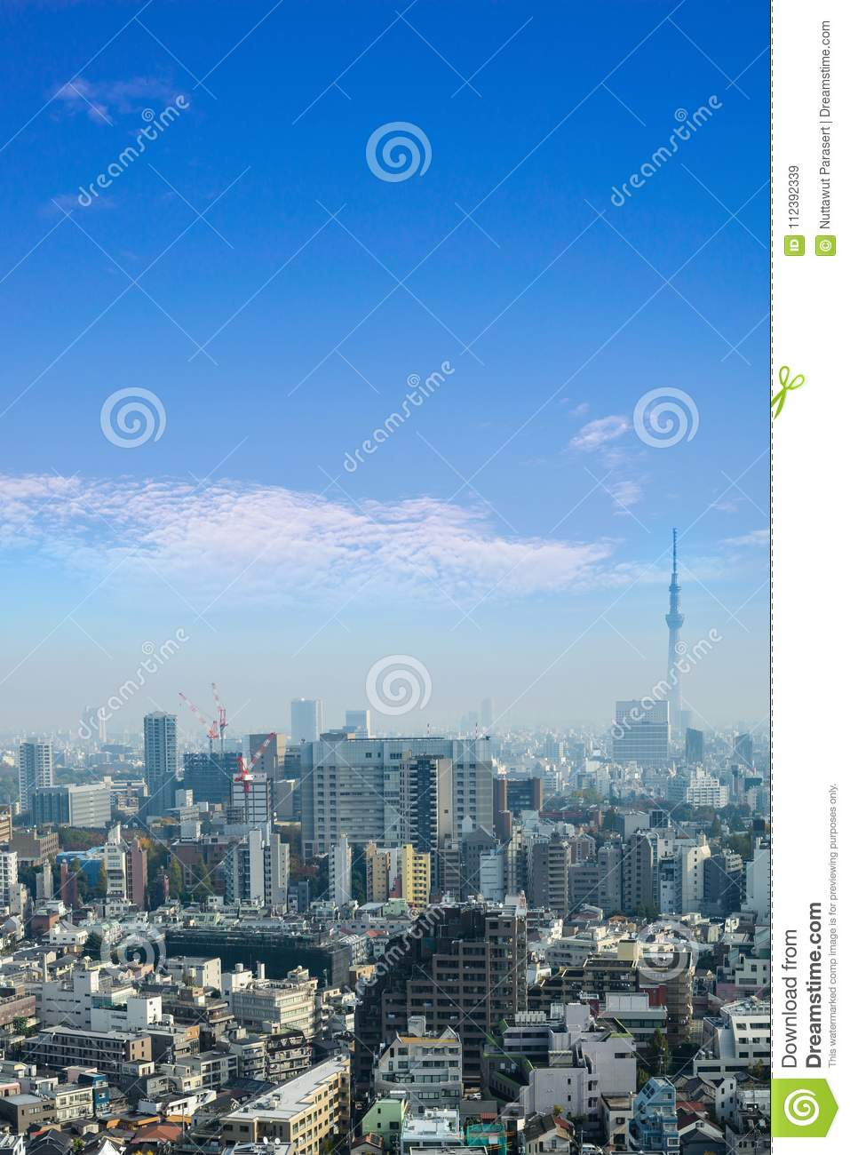 64c6e8f721f Cityscapes Of Tokyo In Fog After Rain In Winter Season