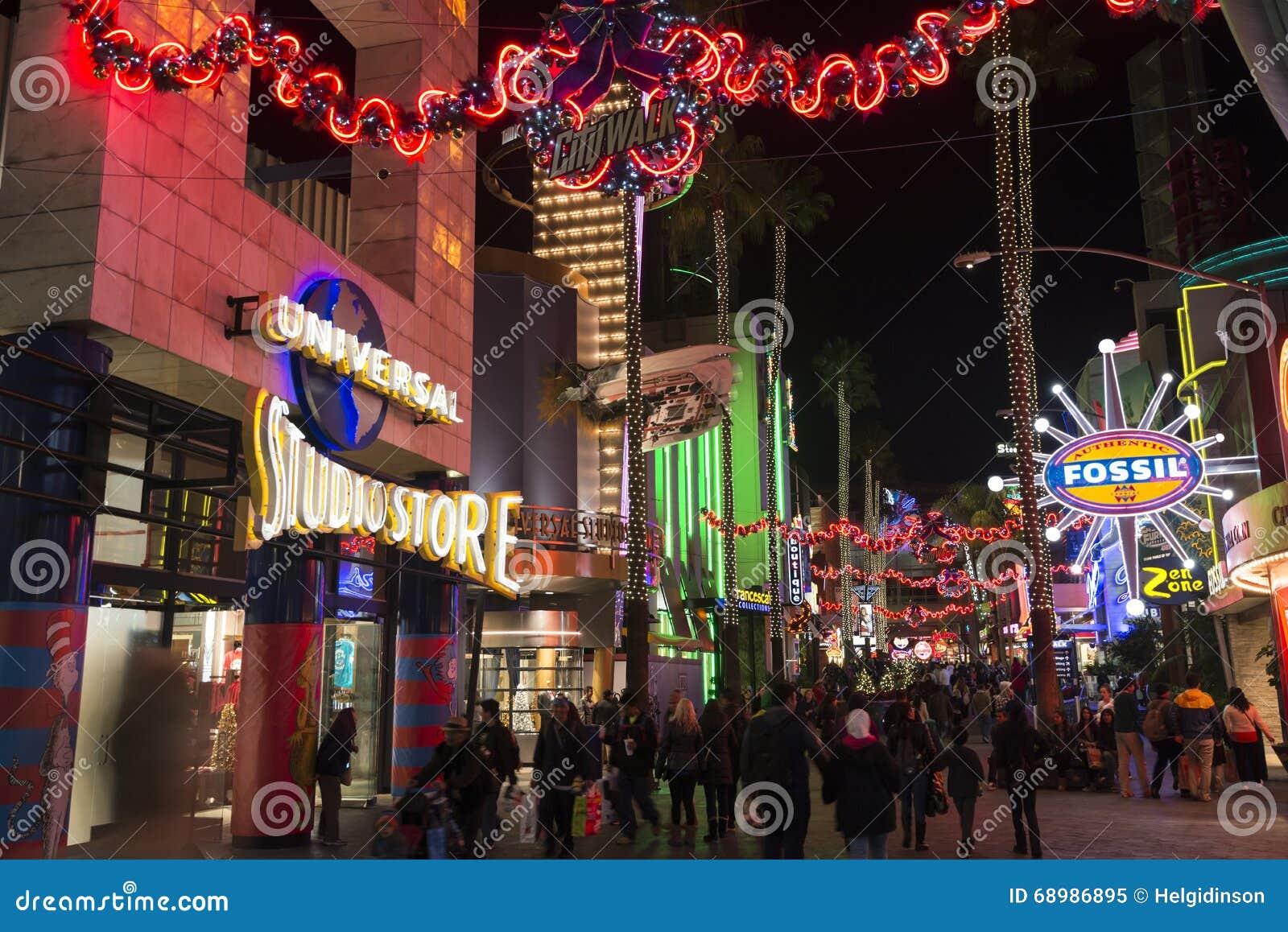 Citywalk California