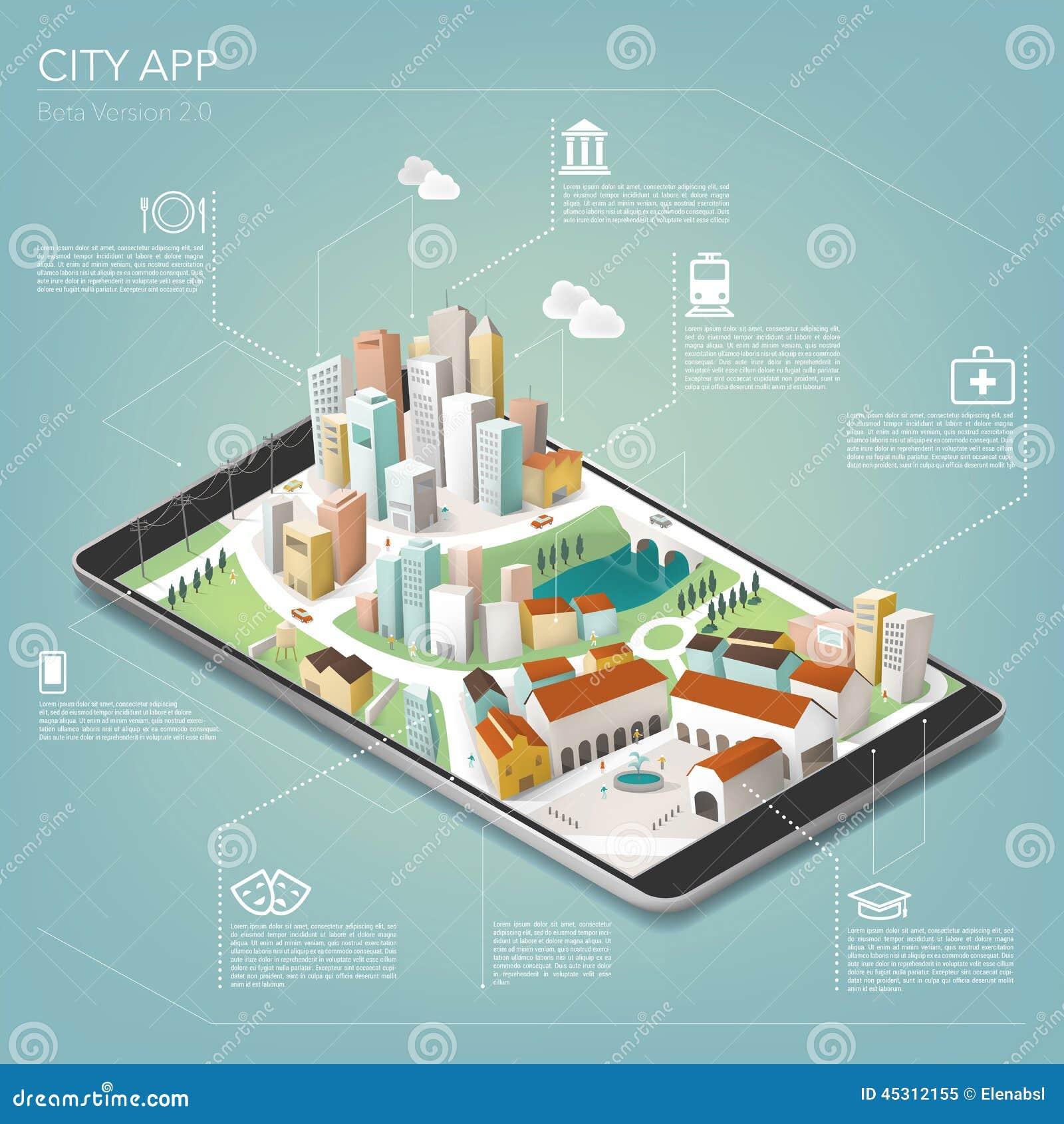 Ciudad app