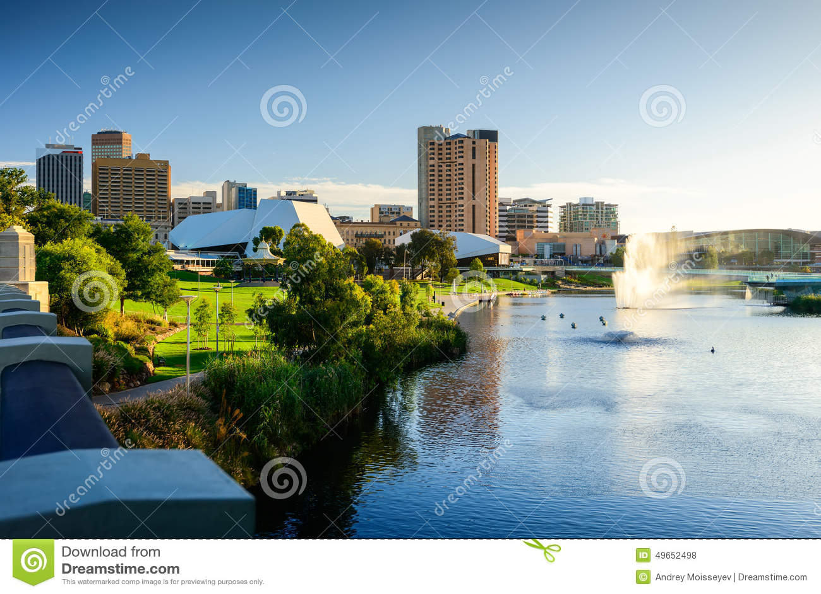 Ciudad de Adelaide