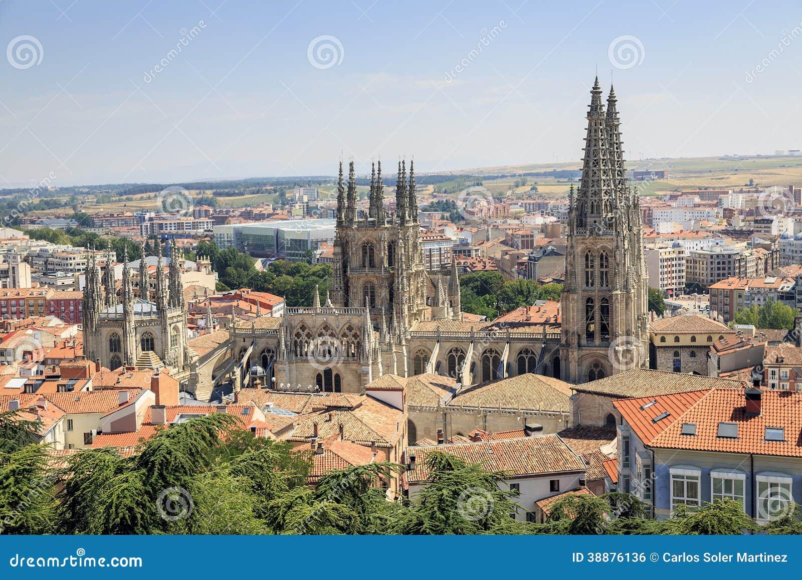 Ciudad de Burgos y de la catedral