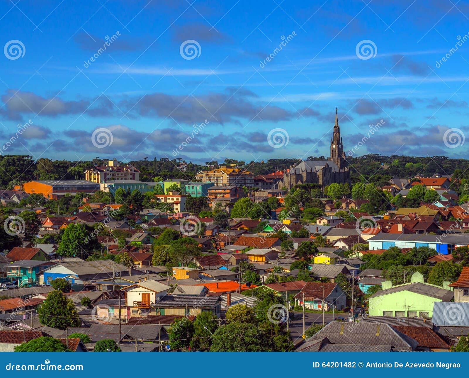 Ciudad de Canela