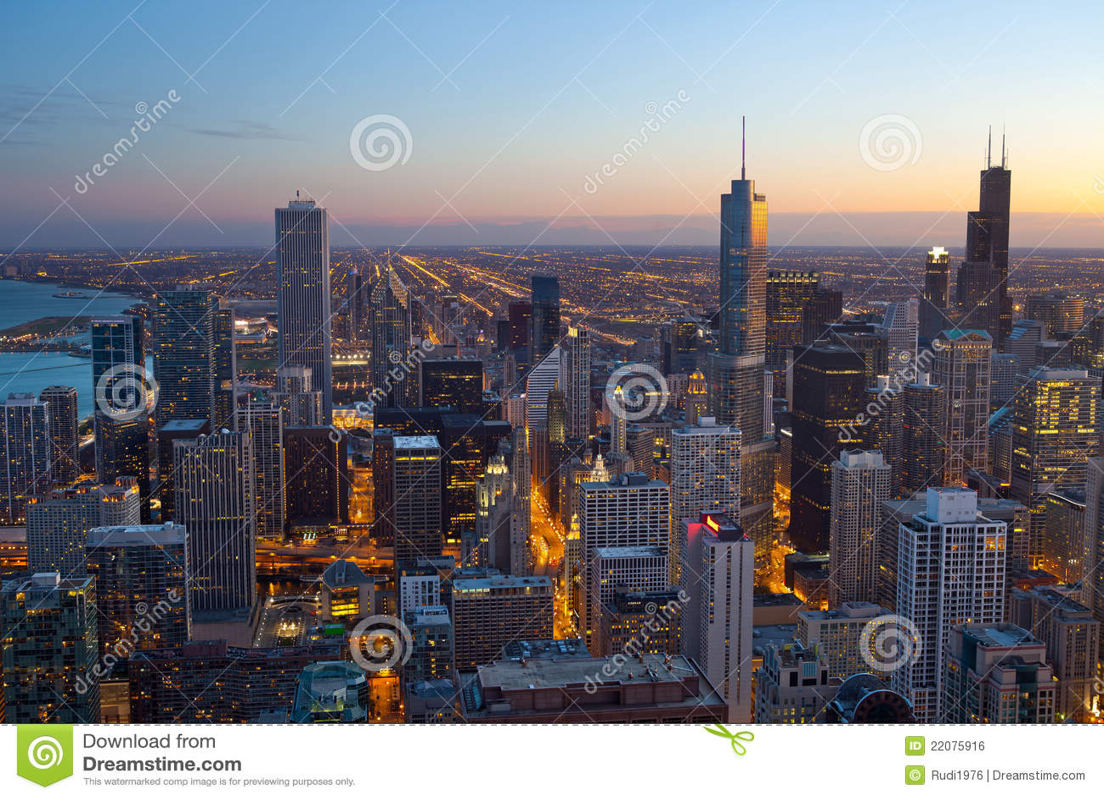 Ciudad de Chicago.