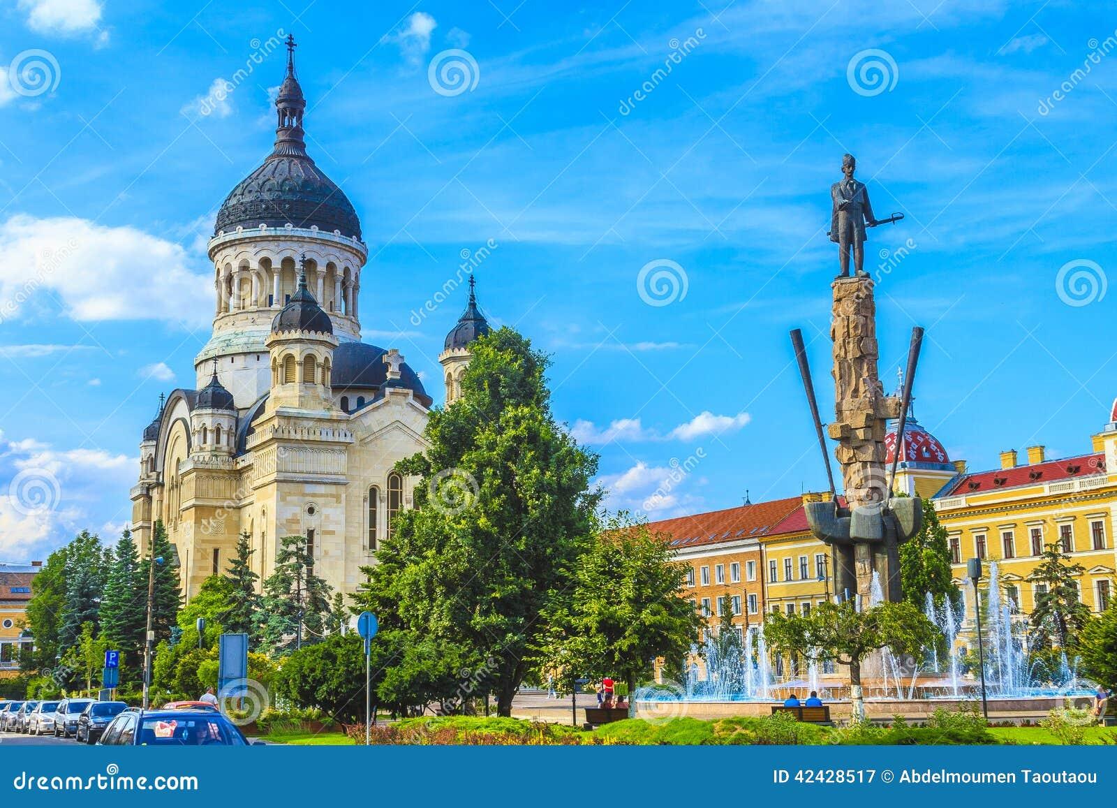 Ciudad de Cluj-Napoca