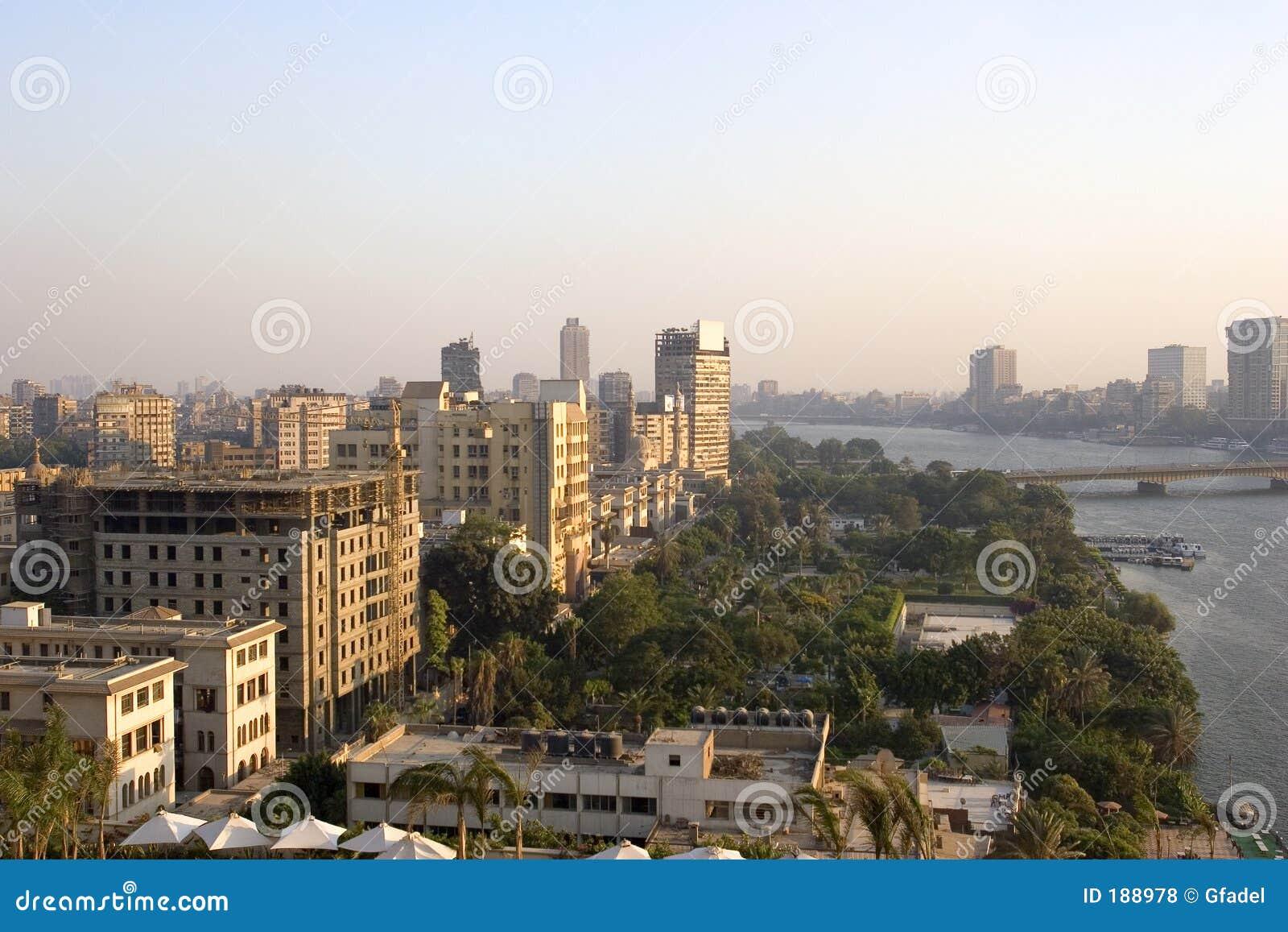 Ciudad de El Cairo