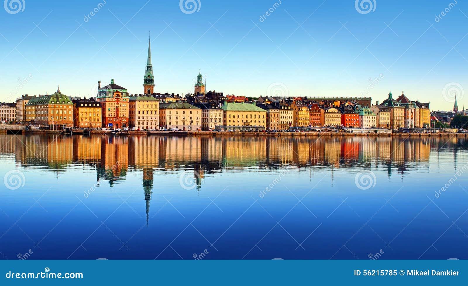 Ciudad de Estocolmo