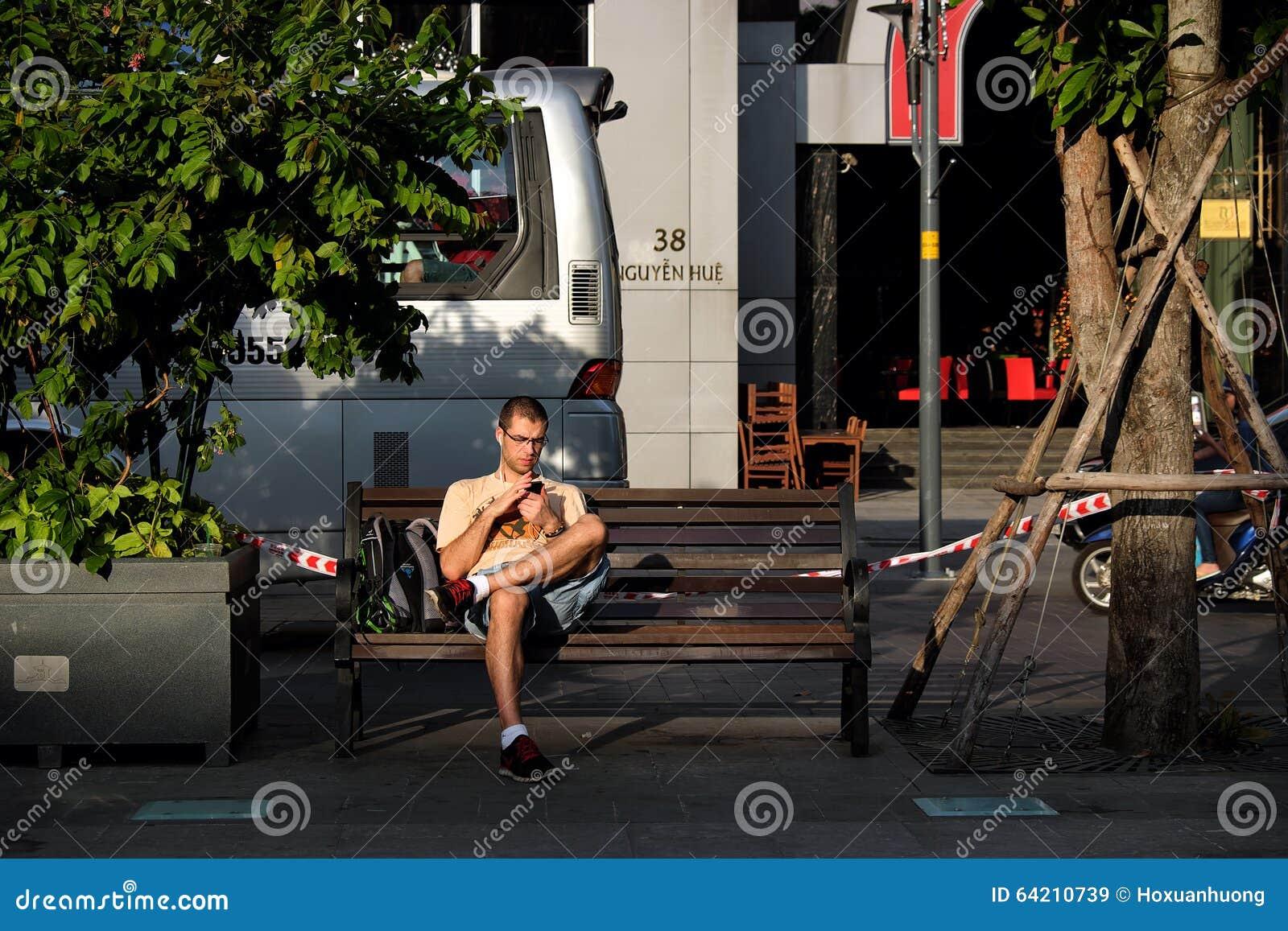 Ciudad de Ho Chi Minh, Vietnam, viajero, turista