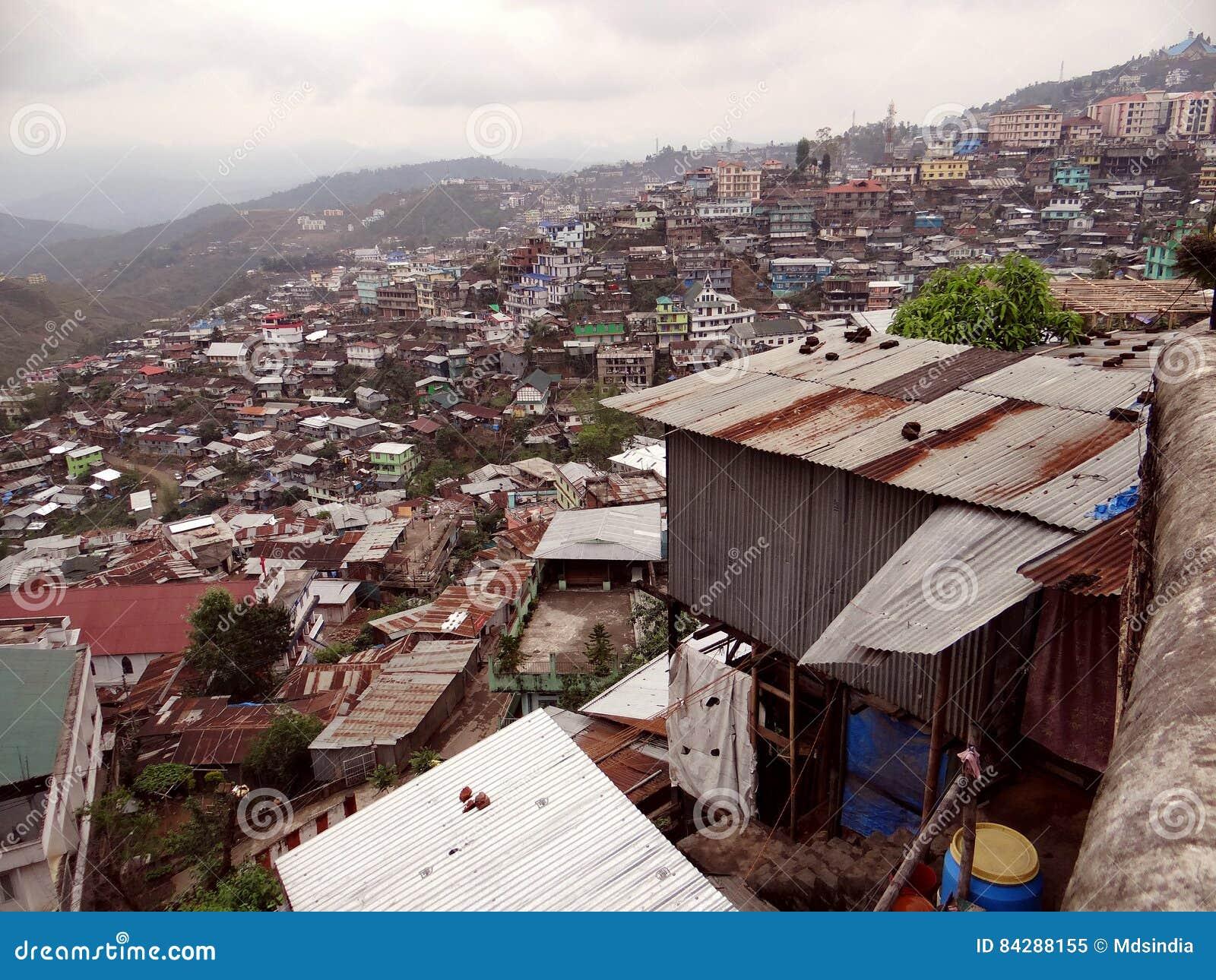 Ciudad de Kohima