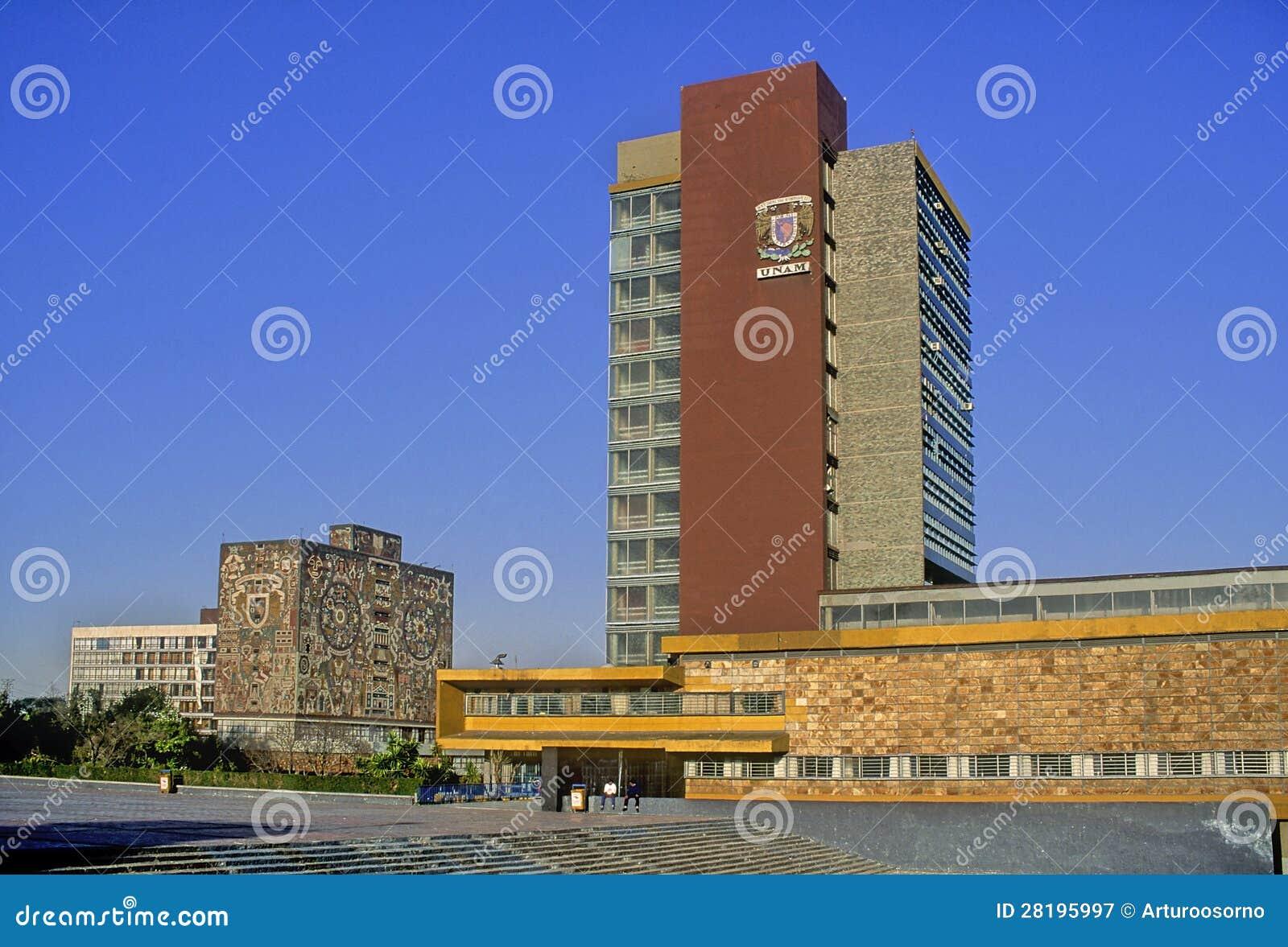 Ciudad de la universidad de México